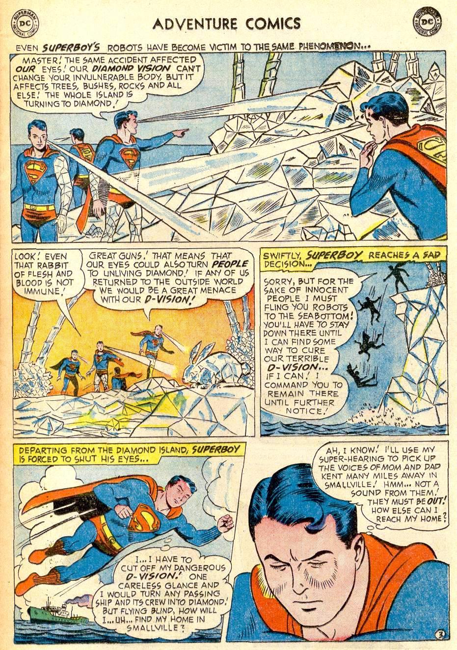 Read online Adventure Comics (1938) comic -  Issue #259 - 5