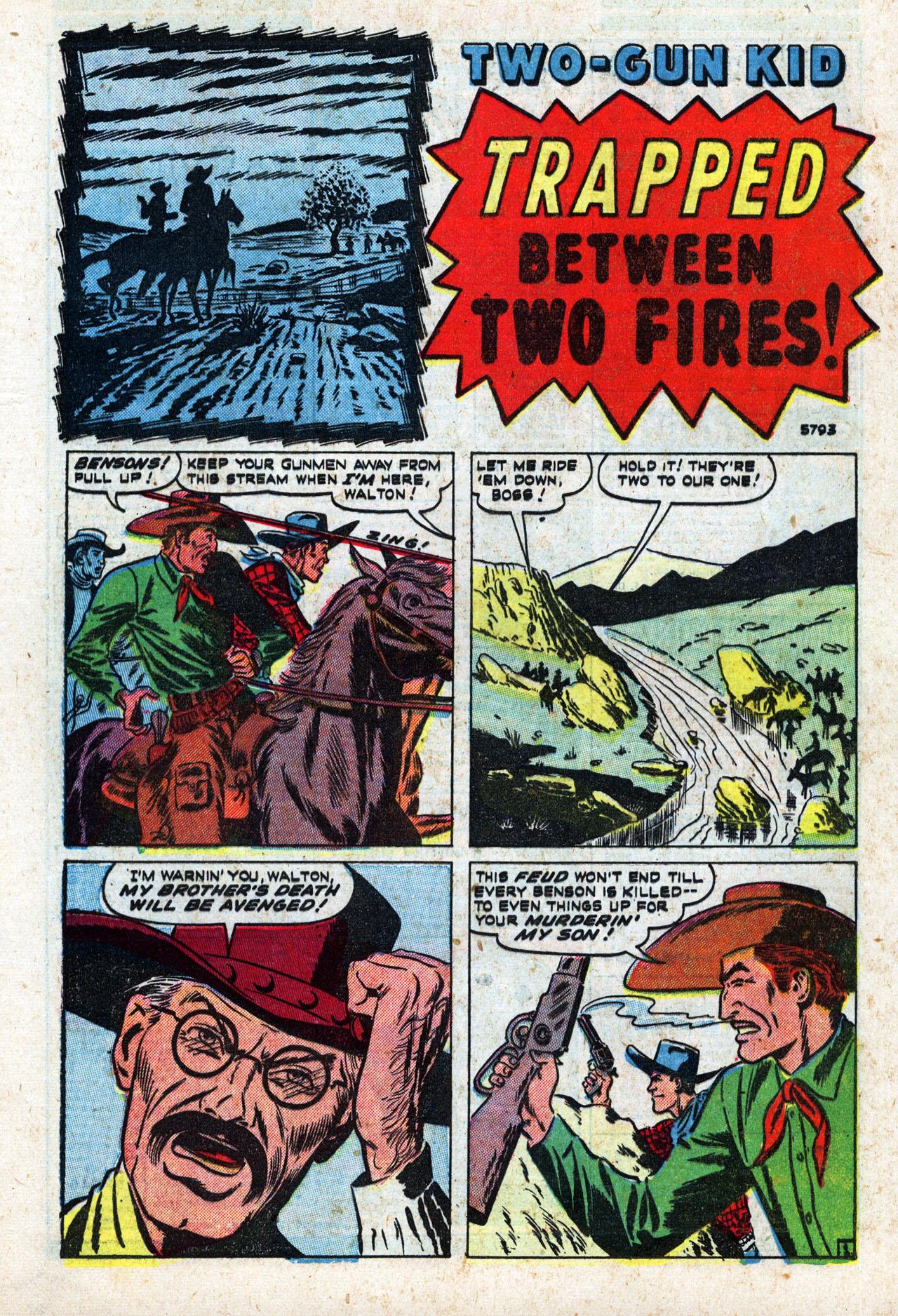 Read online Two-Gun Kid comic -  Issue #10 - 40