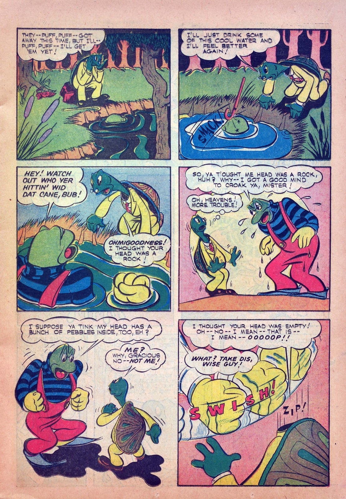 Krazy Komics issue 1 - Page 19