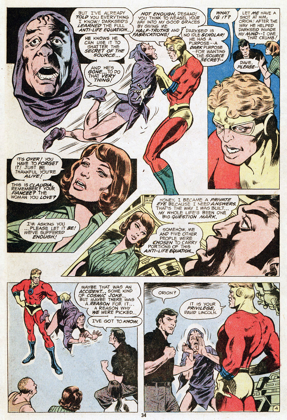 Read online Adventure Comics (1938) comic -  Issue #459 - 35