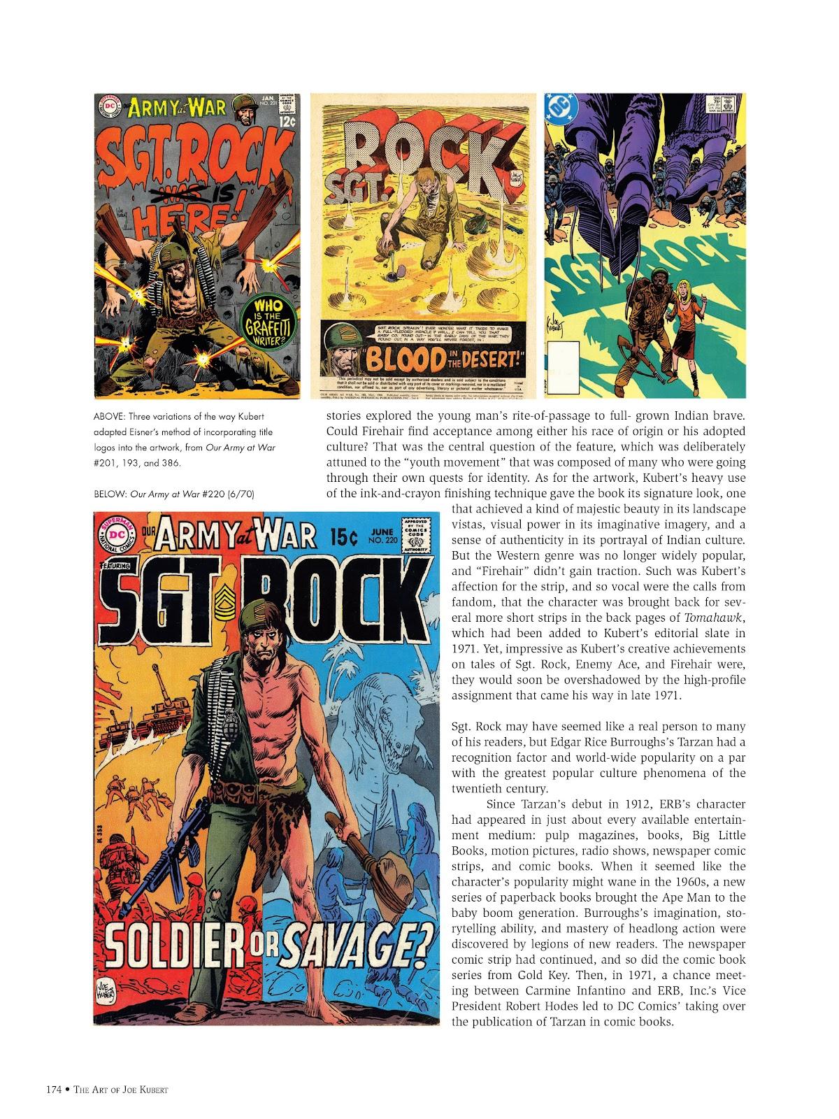 Read online The Art of Joe Kubert comic -  Issue # TPB (Part 2) - 74