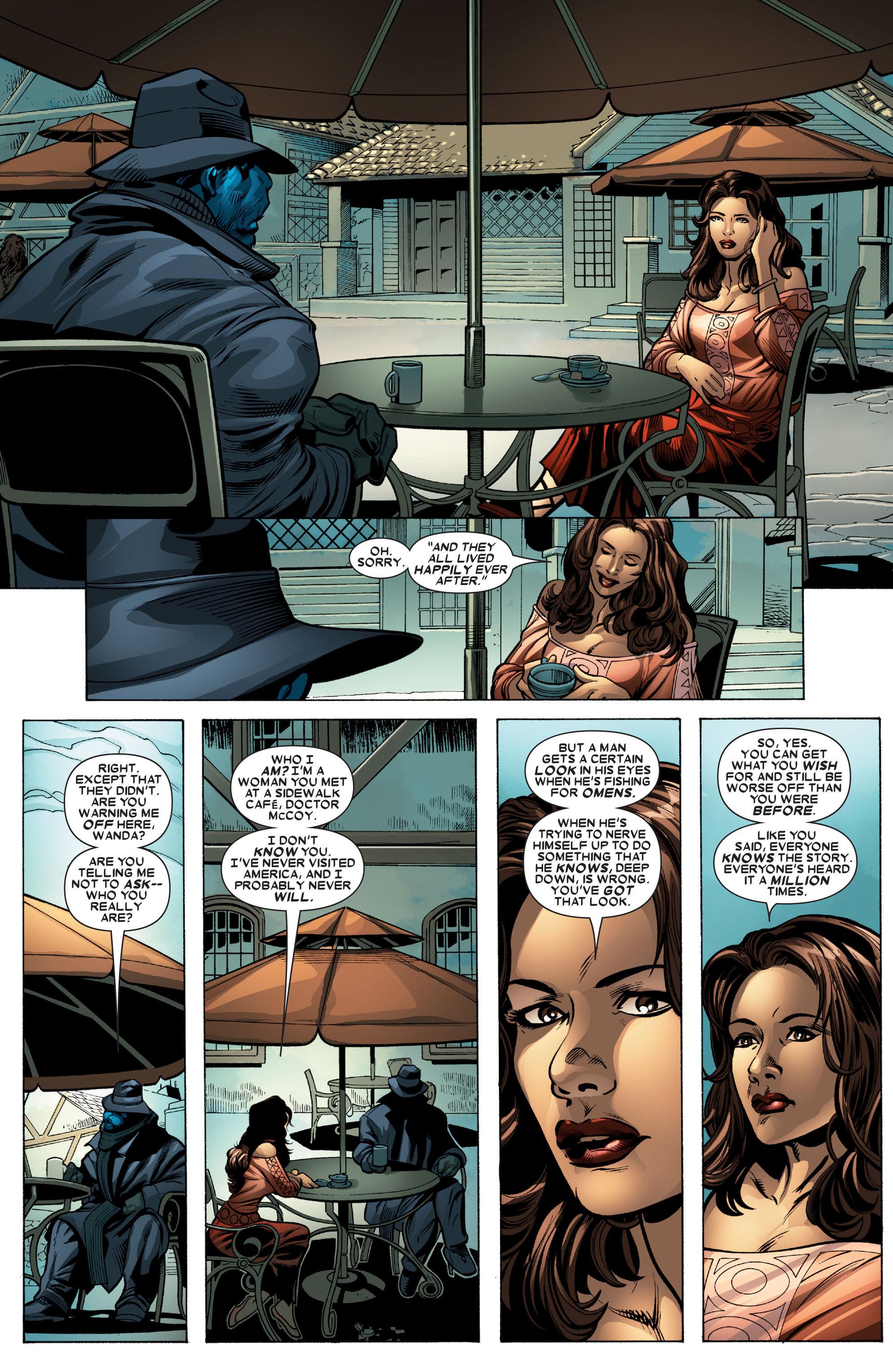 X-Men (1991) 204 Page 34