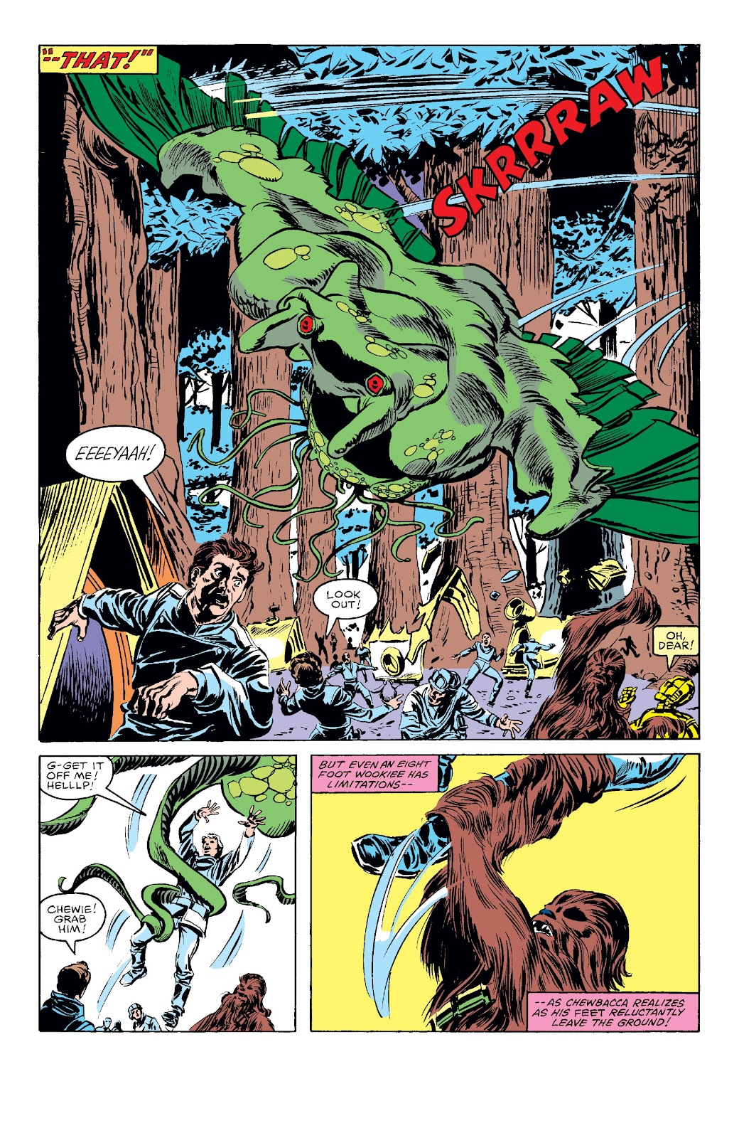 Read online Star Wars Legends: The Original Marvel Years - Epic Collection comic -  Issue # TPB 3 (Part 4) - 66