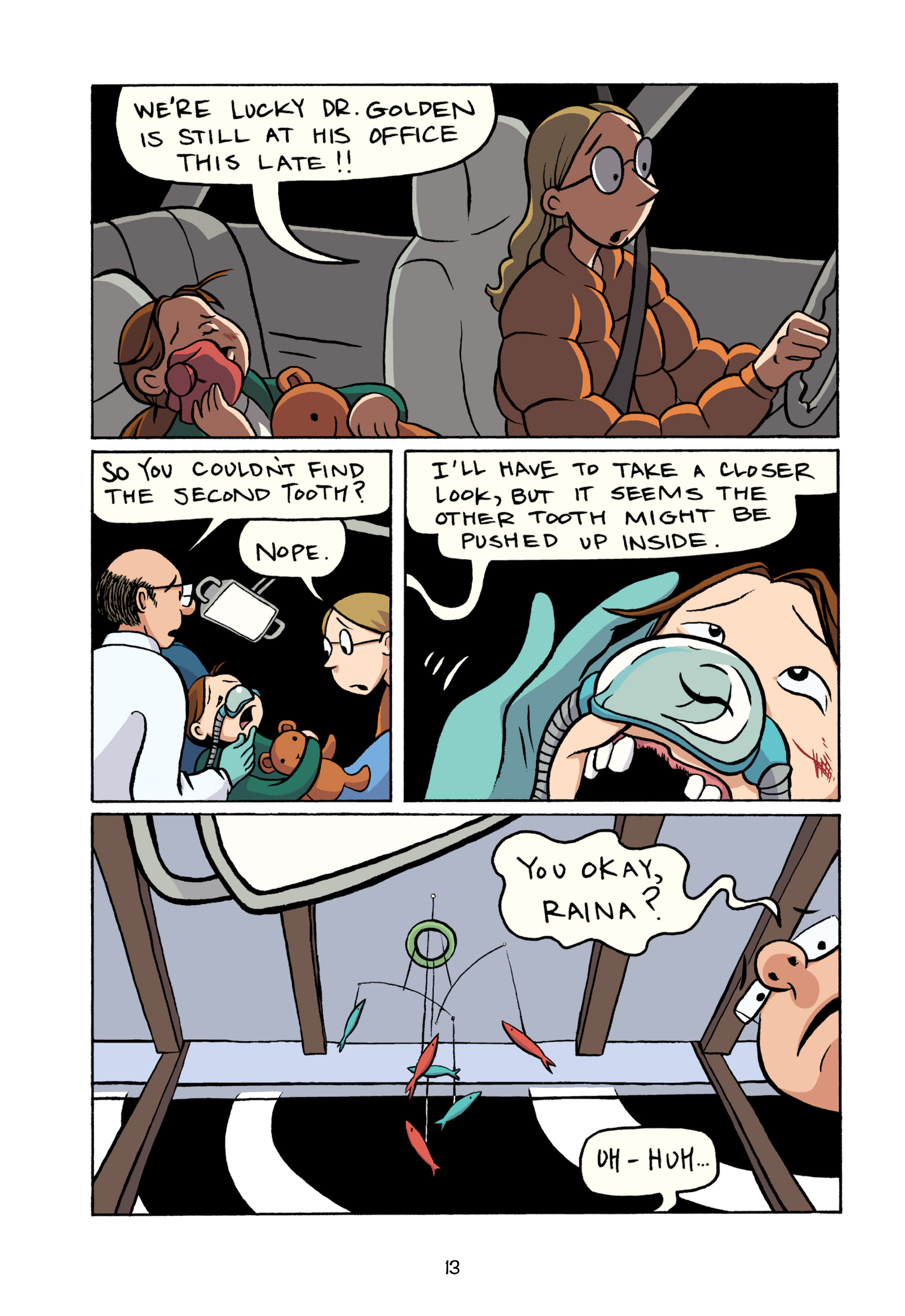 Read online Smile comic -  Issue # TPB - 19