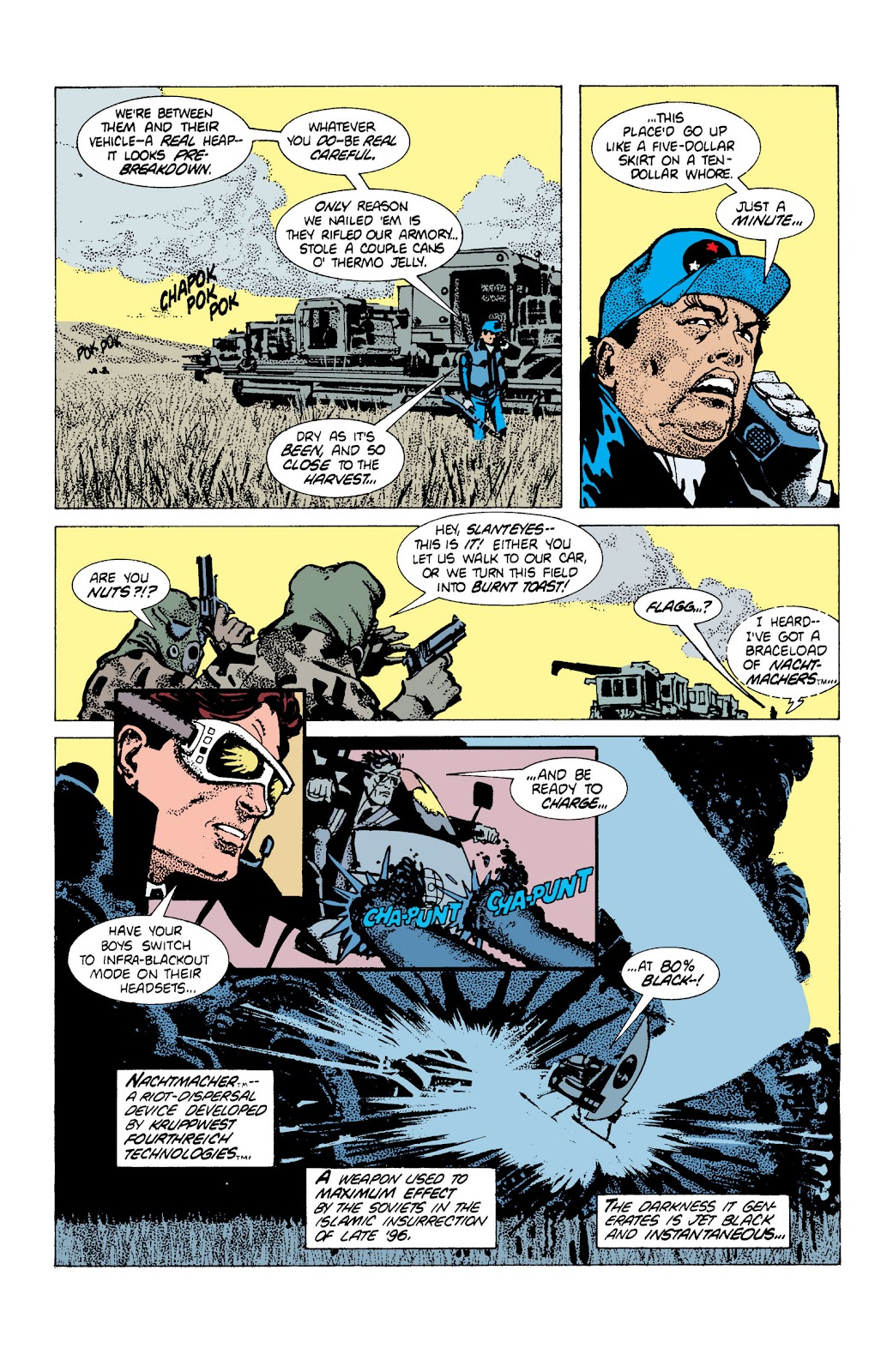 American Flagg! issue Definitive Collection (Part 1) - Page 73