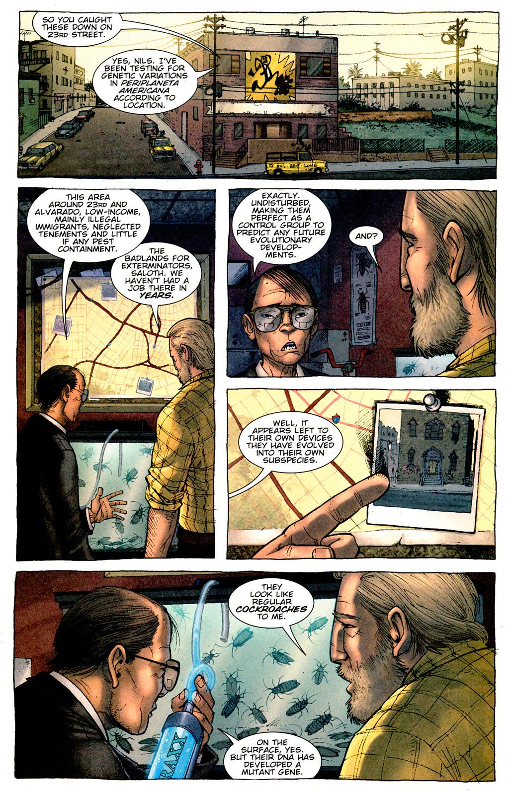 Read online The Exterminators comic -  Issue #1 - 14