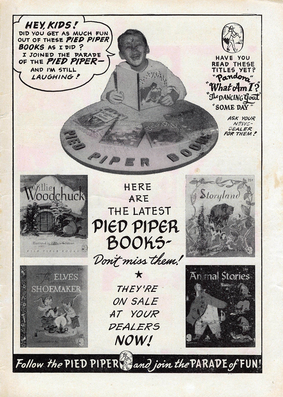 Read online Wonder Woman (1942) comic -  Issue #17 - 51