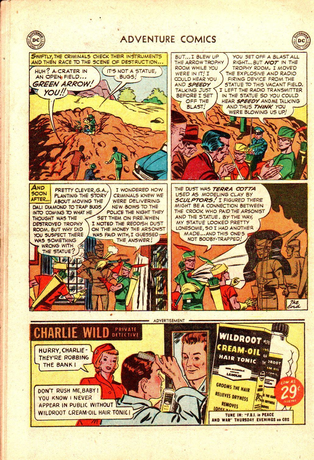 Read online Adventure Comics (1938) comic -  Issue #173 - 40