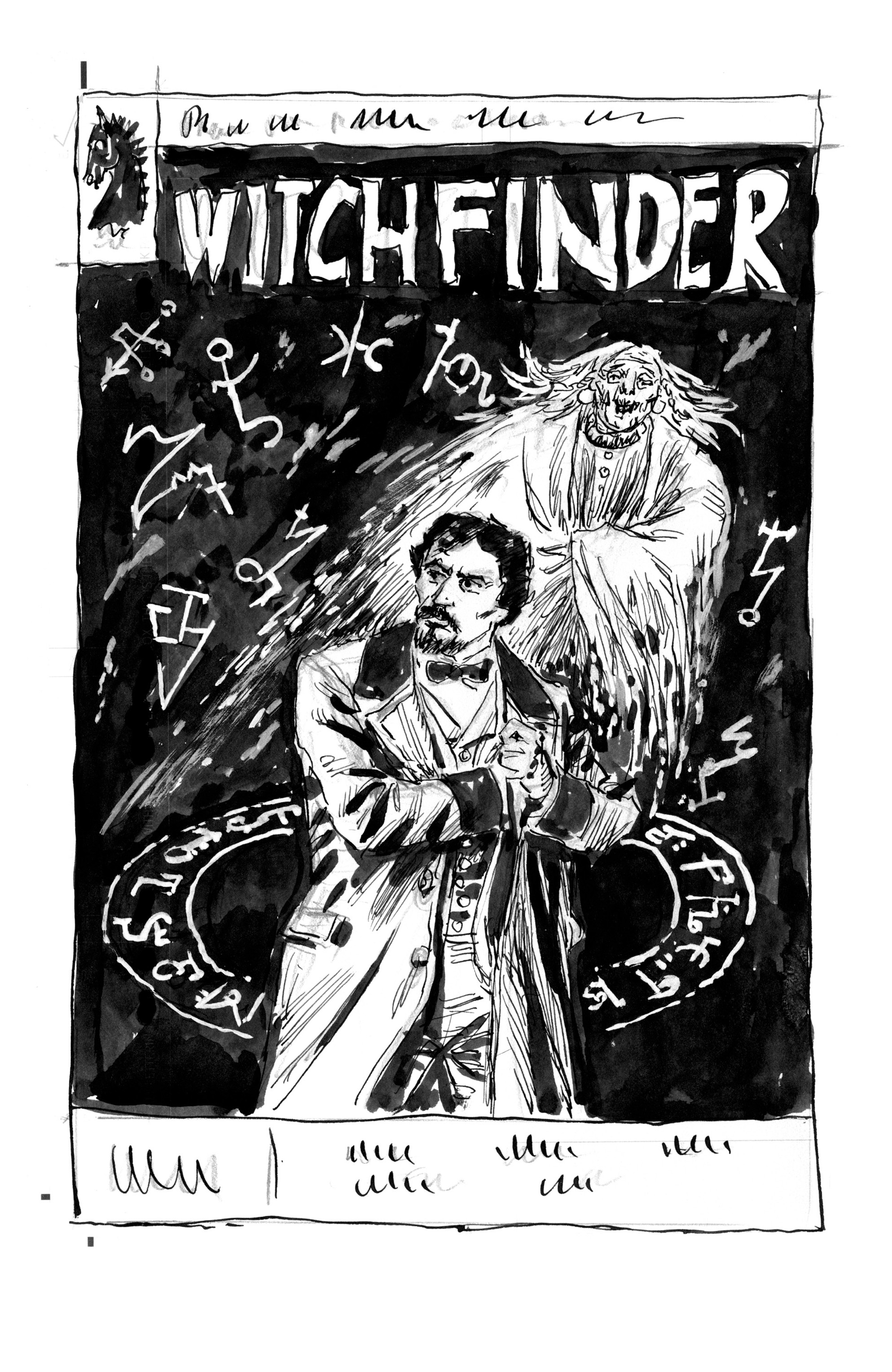 Read online Sir Edward Grey, Witchfinder: Lost and Gone Forever comic -  Issue # TPB - 131