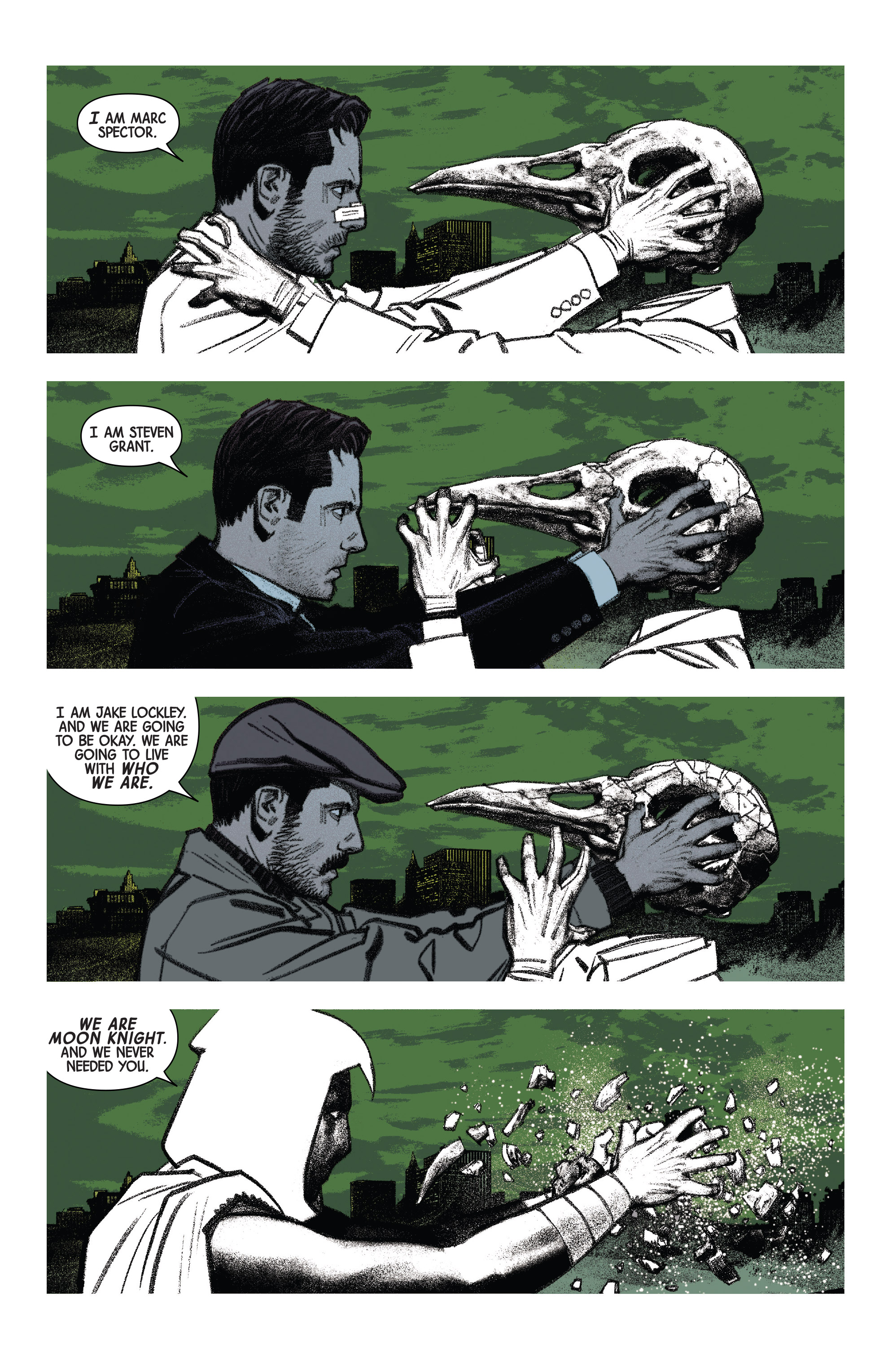 Read online Moon Knight (2016) comic -  Issue #14 - 18