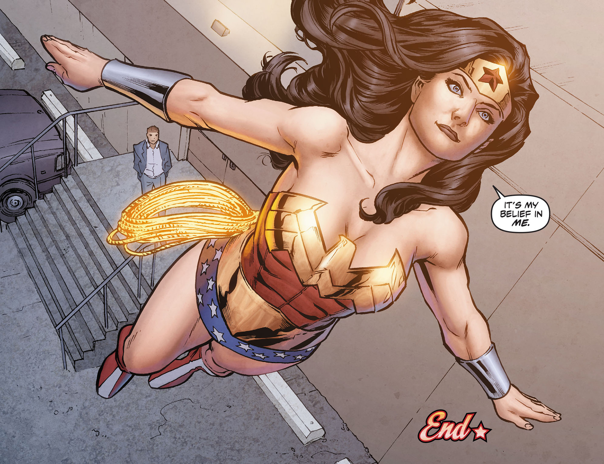 Read online Sensation Comics Featuring Wonder Woman comic -  Issue #6 - 22