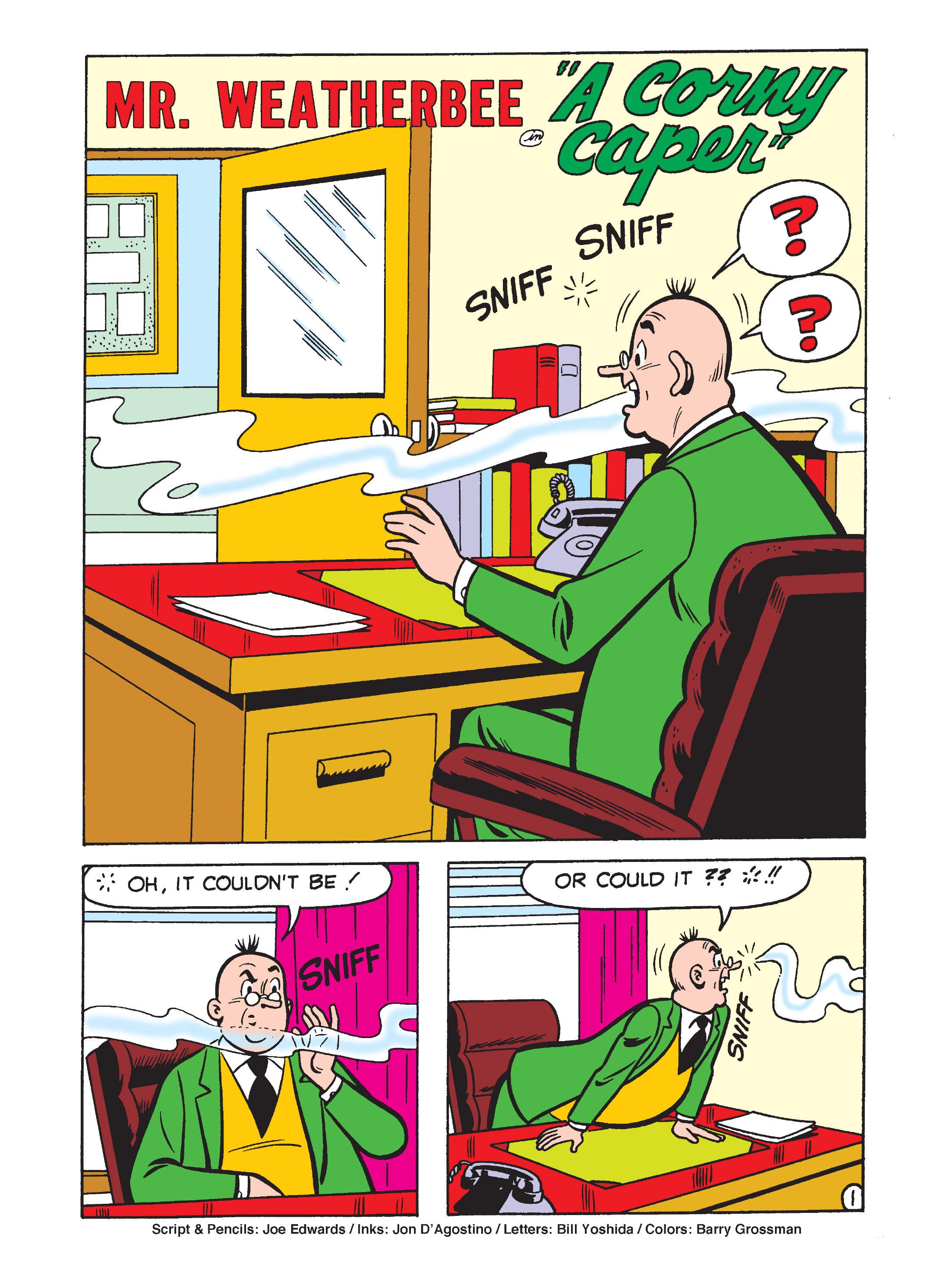 Read online Archie 1000 Page Comics Bonanza comic -  Issue #1 (Part 1) - 128