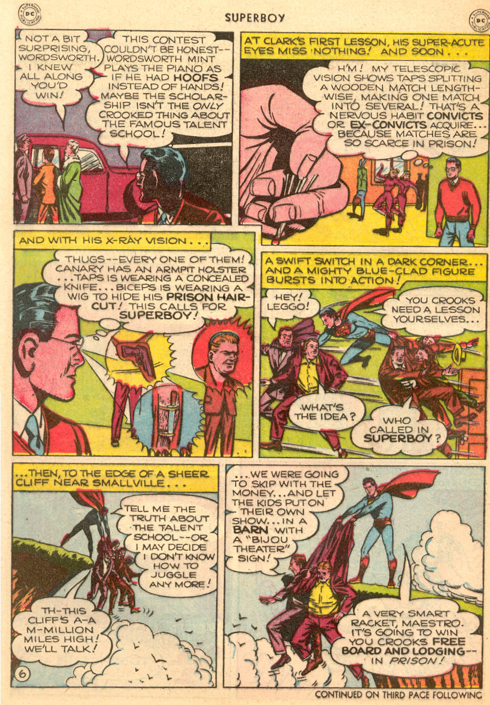 Superboy (1949) issue 3 - Page 33