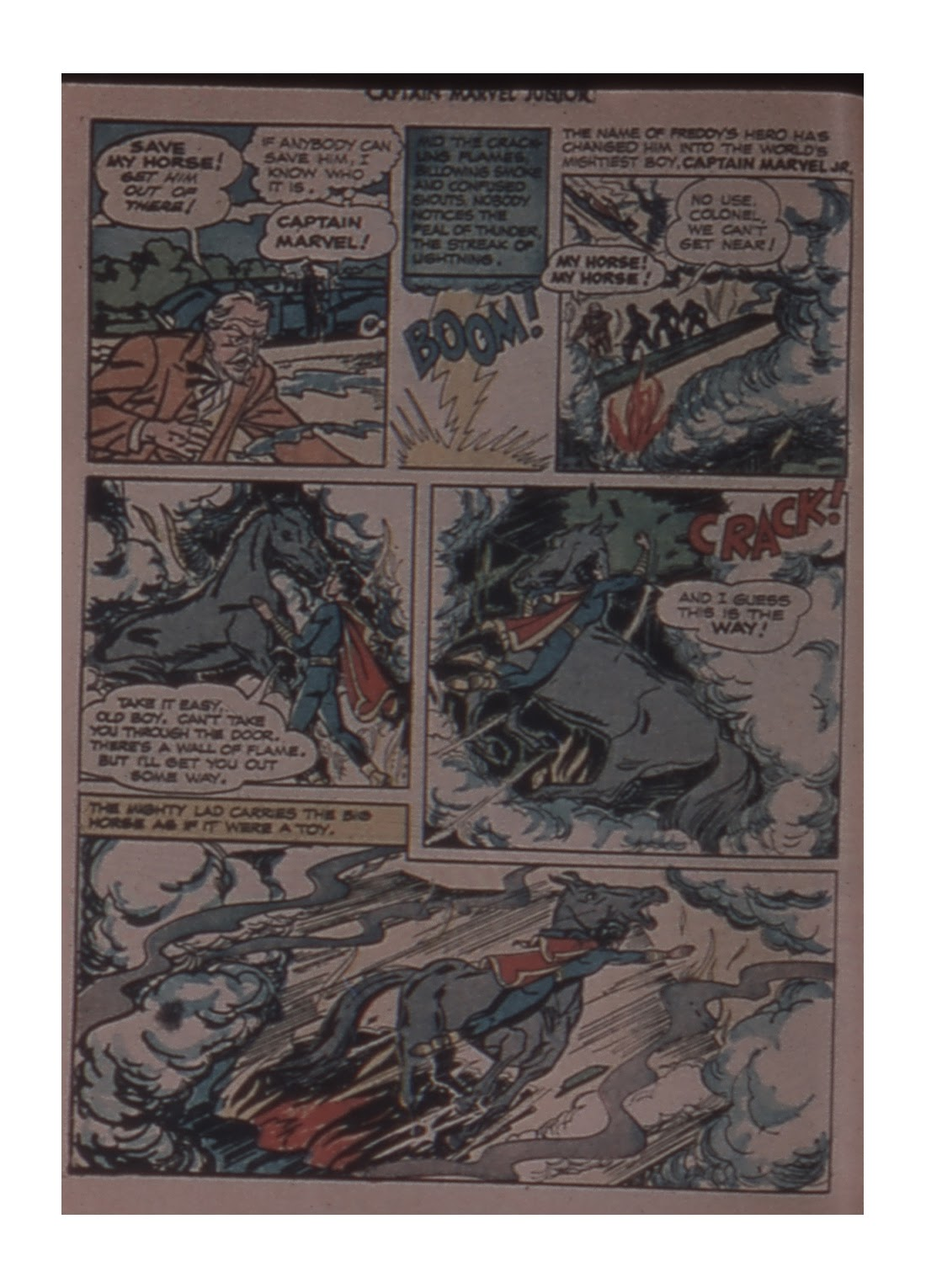 Captain Marvel, Jr. issue 58 - Page 8