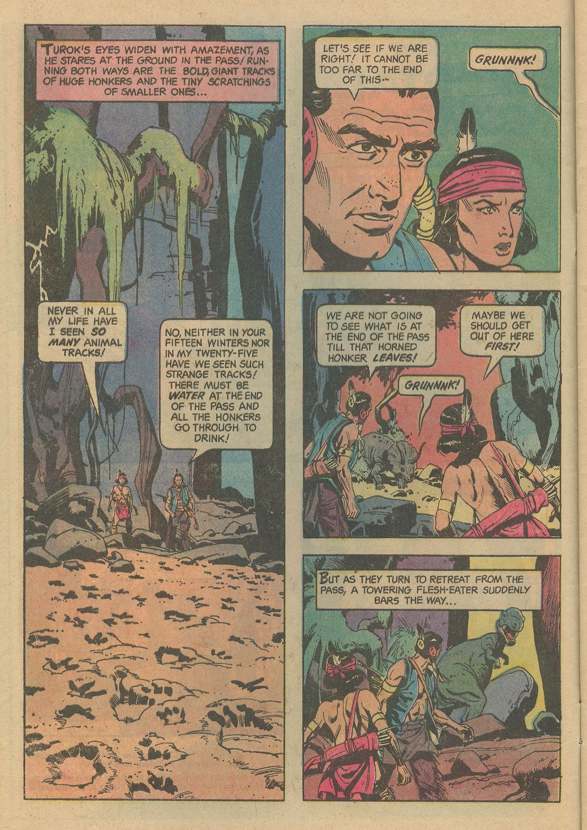 Read online Turok, Son of Stone comic -  Issue #128 - 4