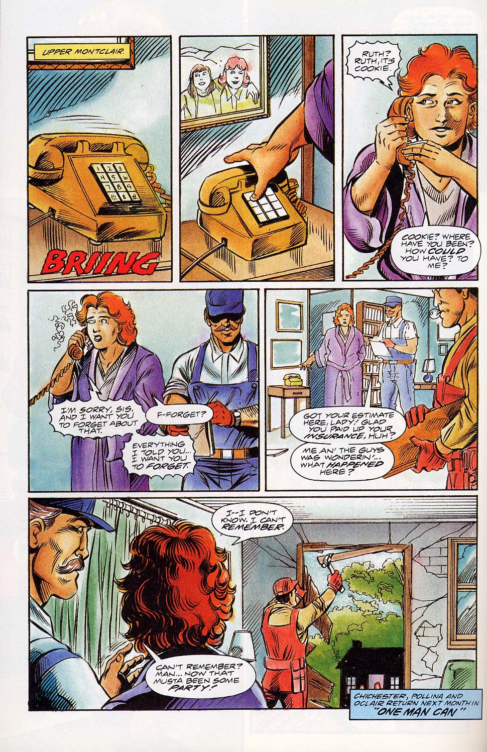 Read online Charlemagne comic -  Issue #4 - 39
