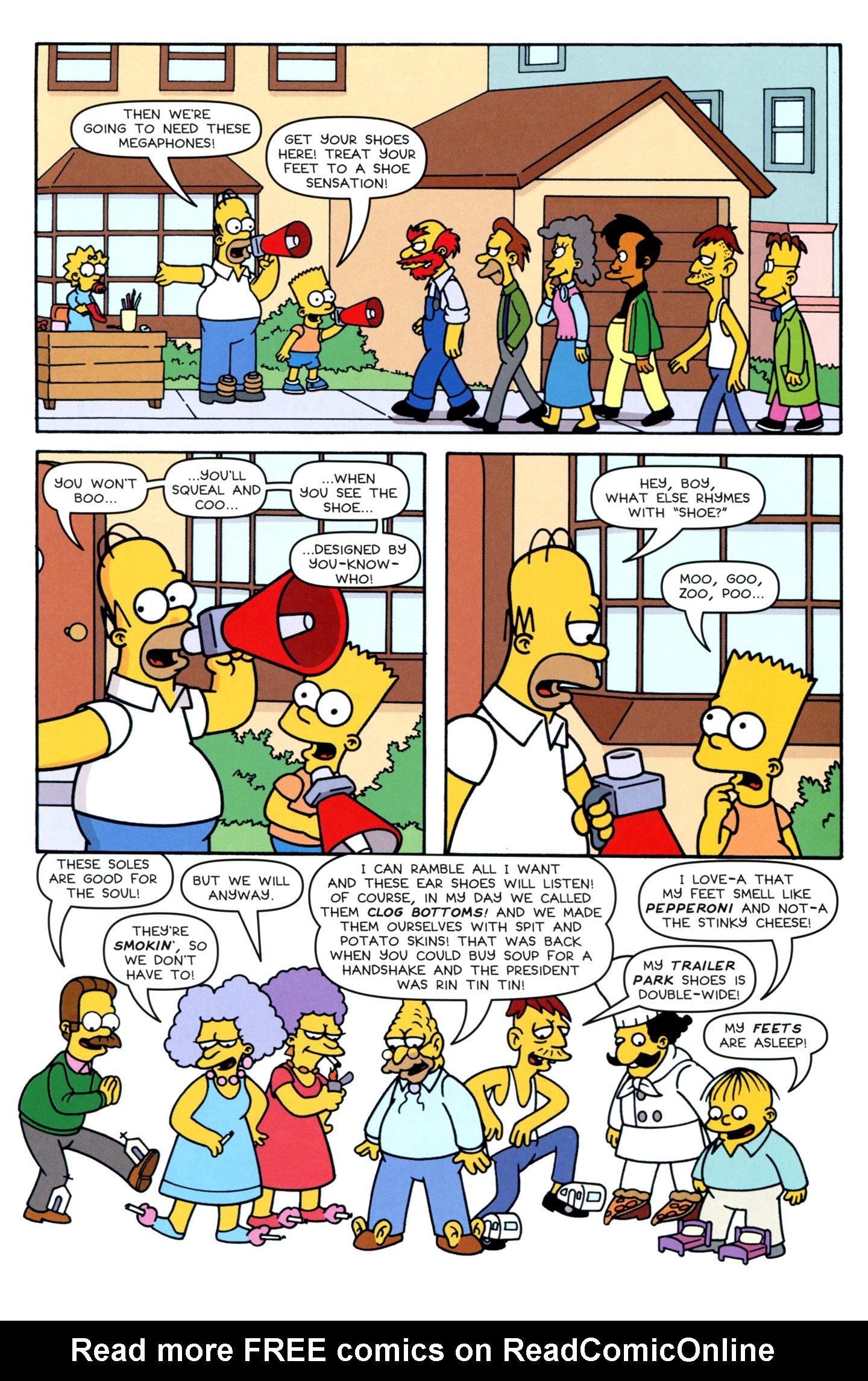 Read online Simpsons Comics Presents Bart Simpson comic -  Issue #75 - 21