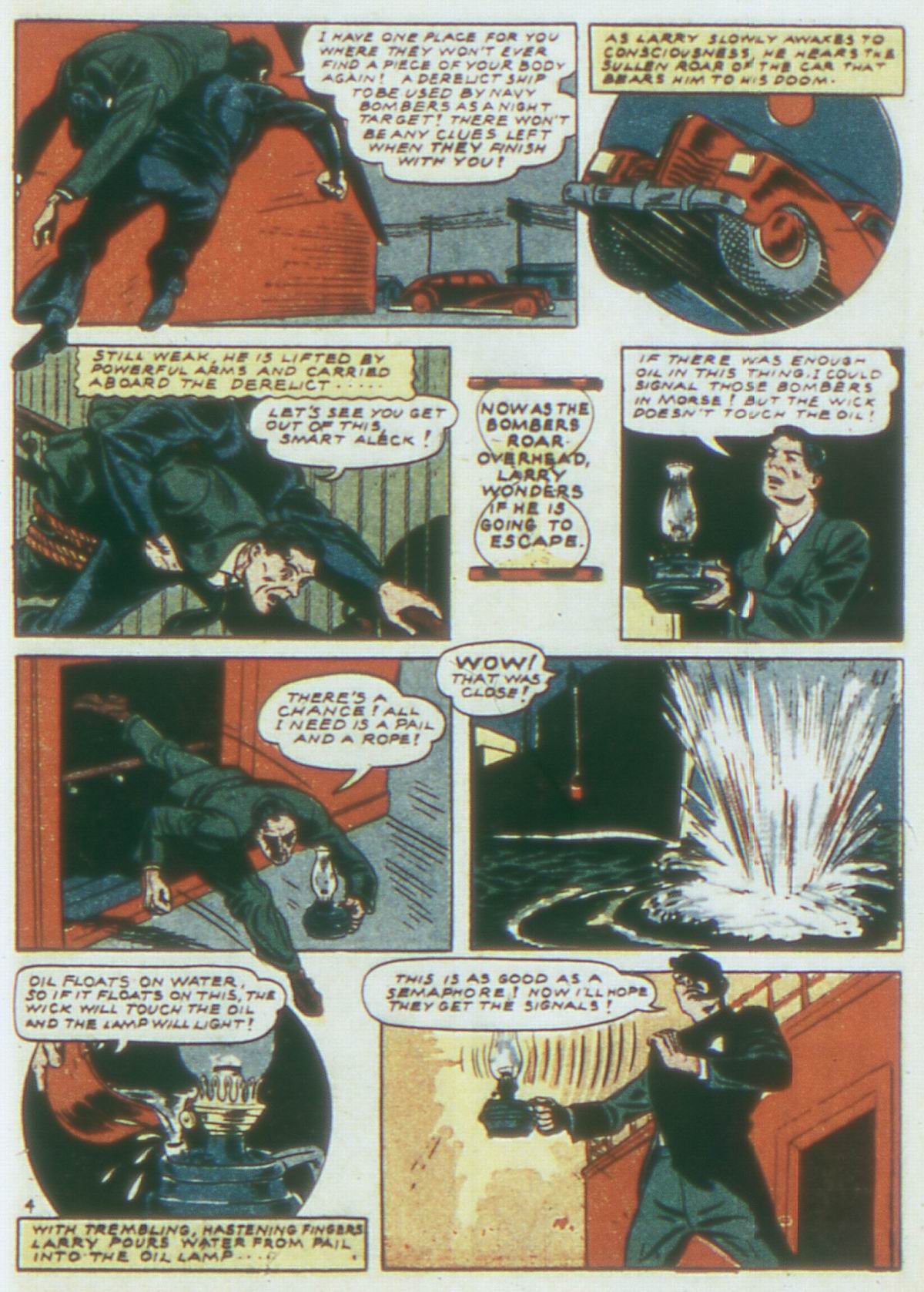Read online Detective Comics (1937) comic -  Issue #62 - 55