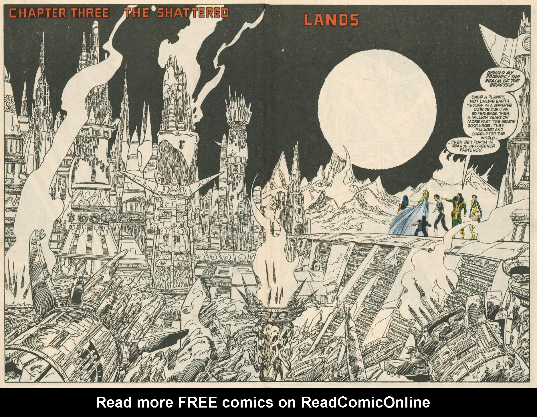 Read online Alpha Flight (1983) comic -  Issue #24 - 11