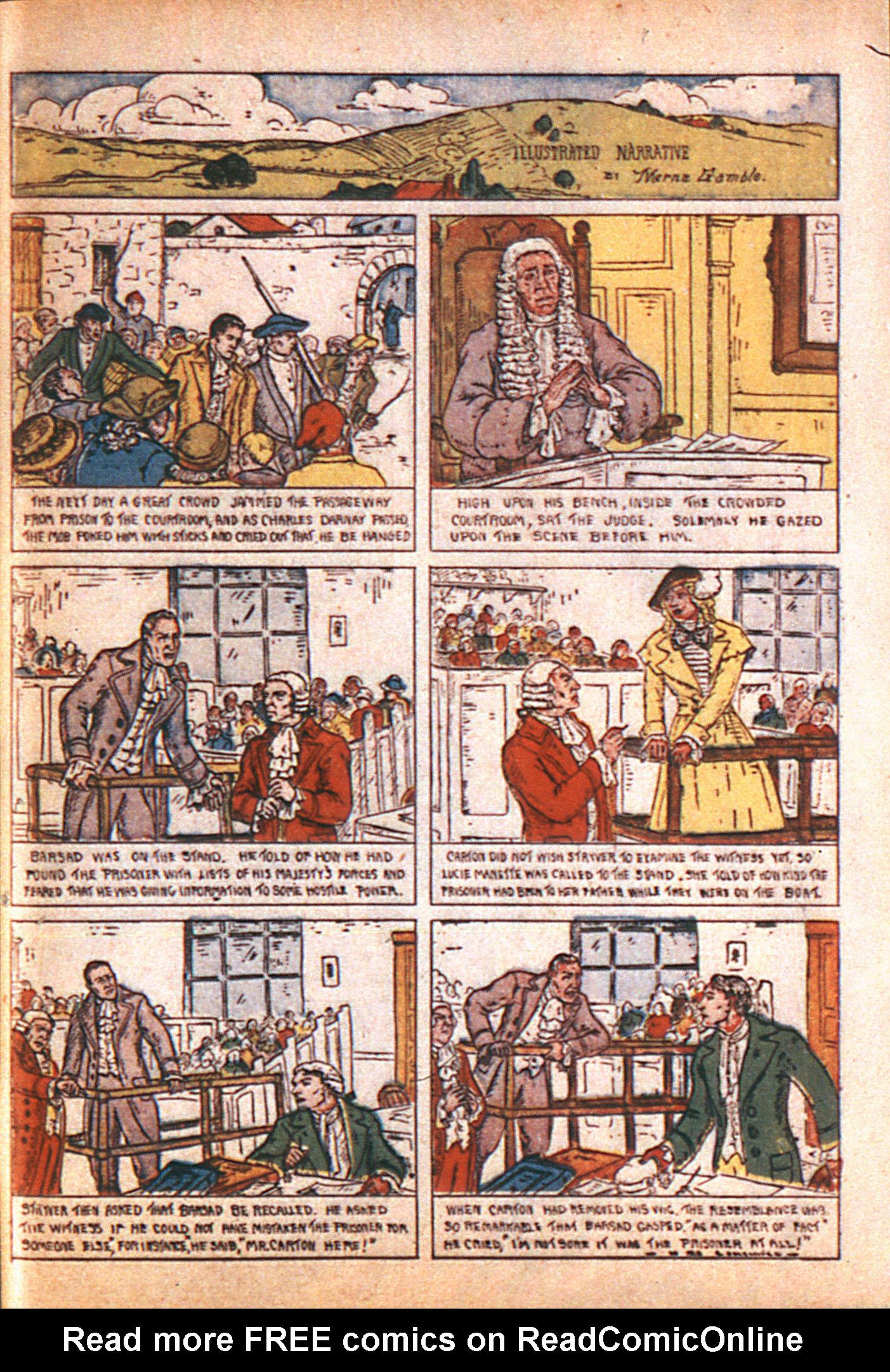 Read online Adventure Comics (1938) comic -  Issue #8 - 56