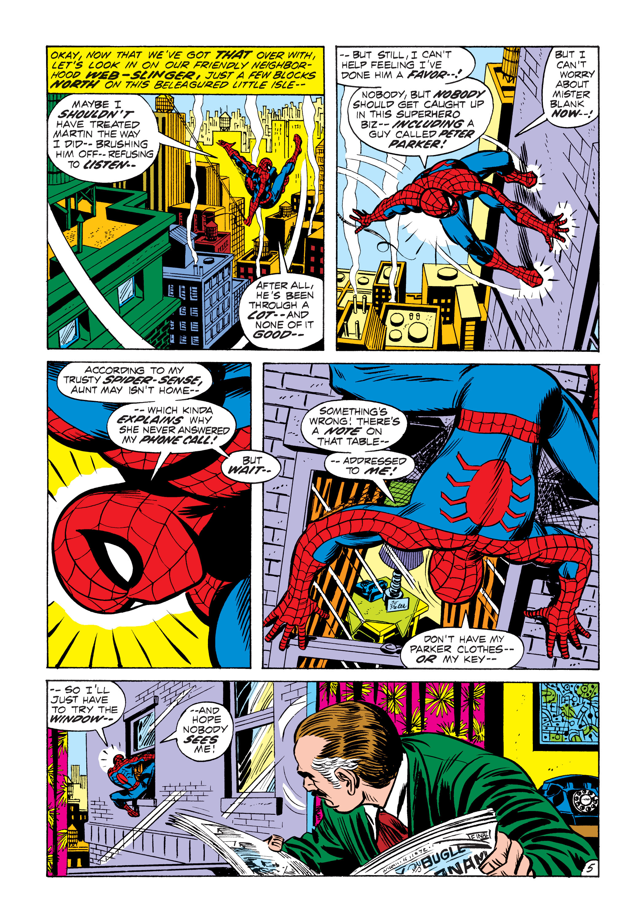 The Amazing Spider-Man (1963) 111 Page 5