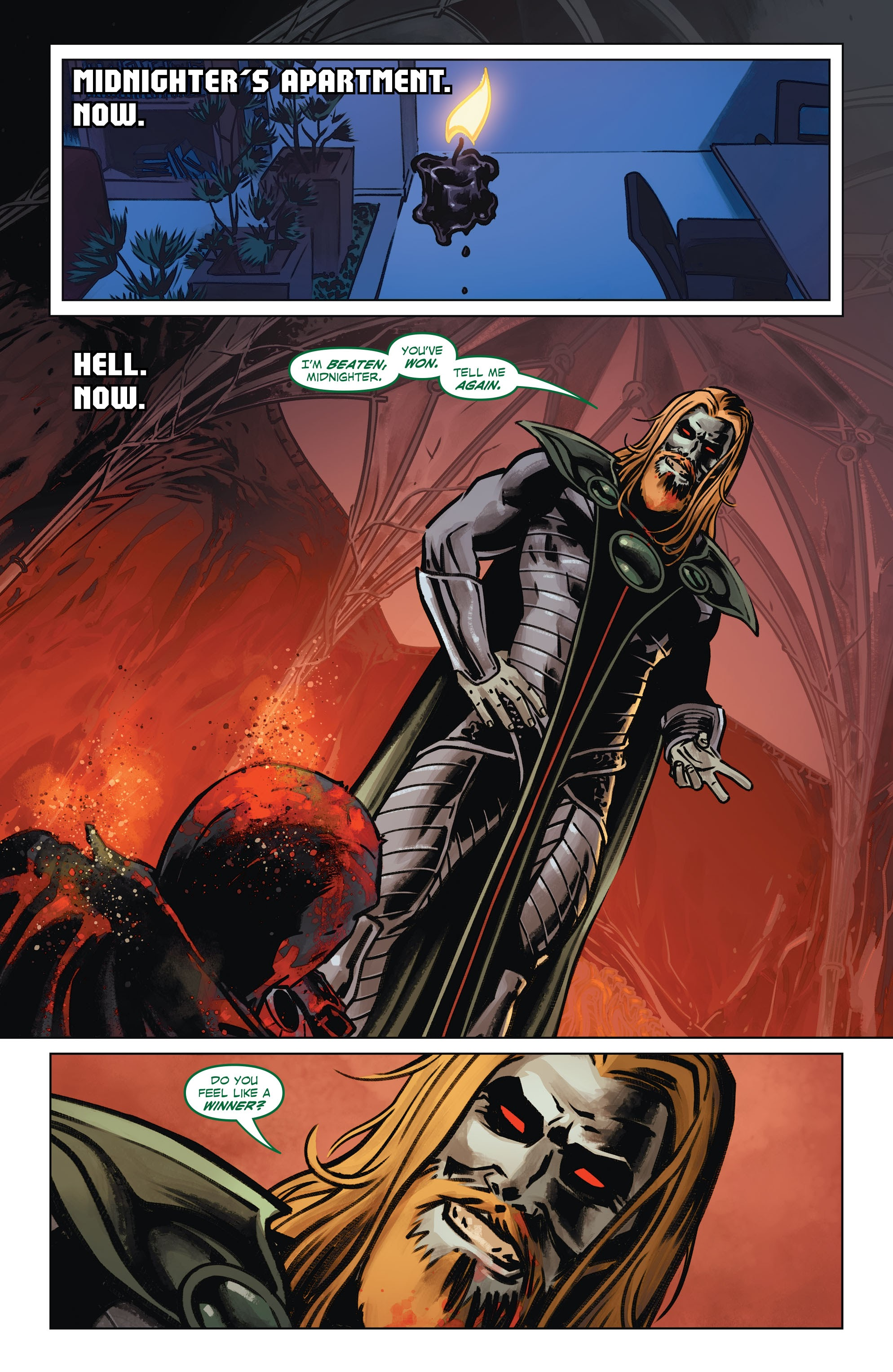 Midnighter and Apollo #_TPB #7 - English 120