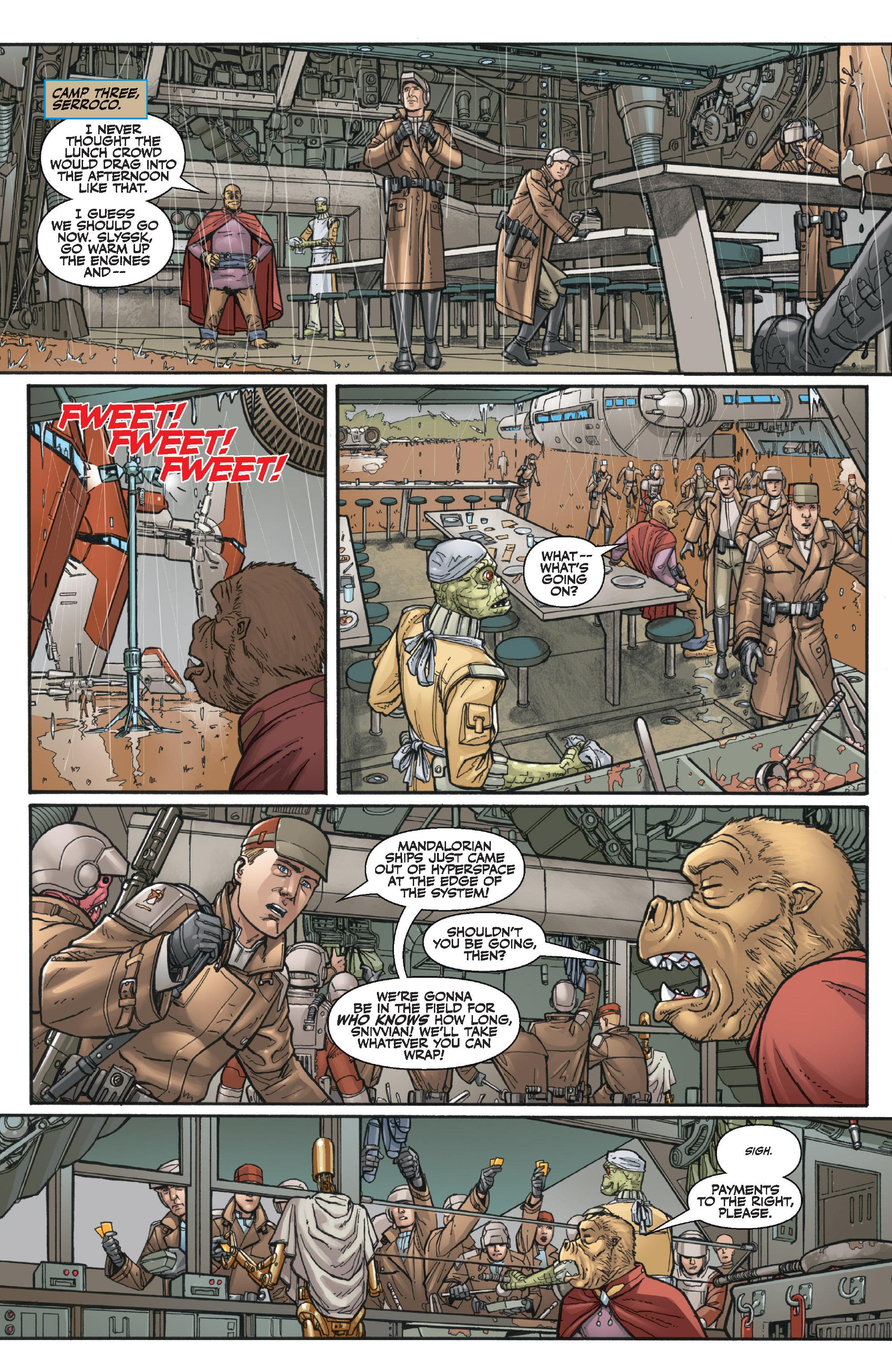 Read online Star Wars Omnibus comic -  Issue # Vol. 29 - 331