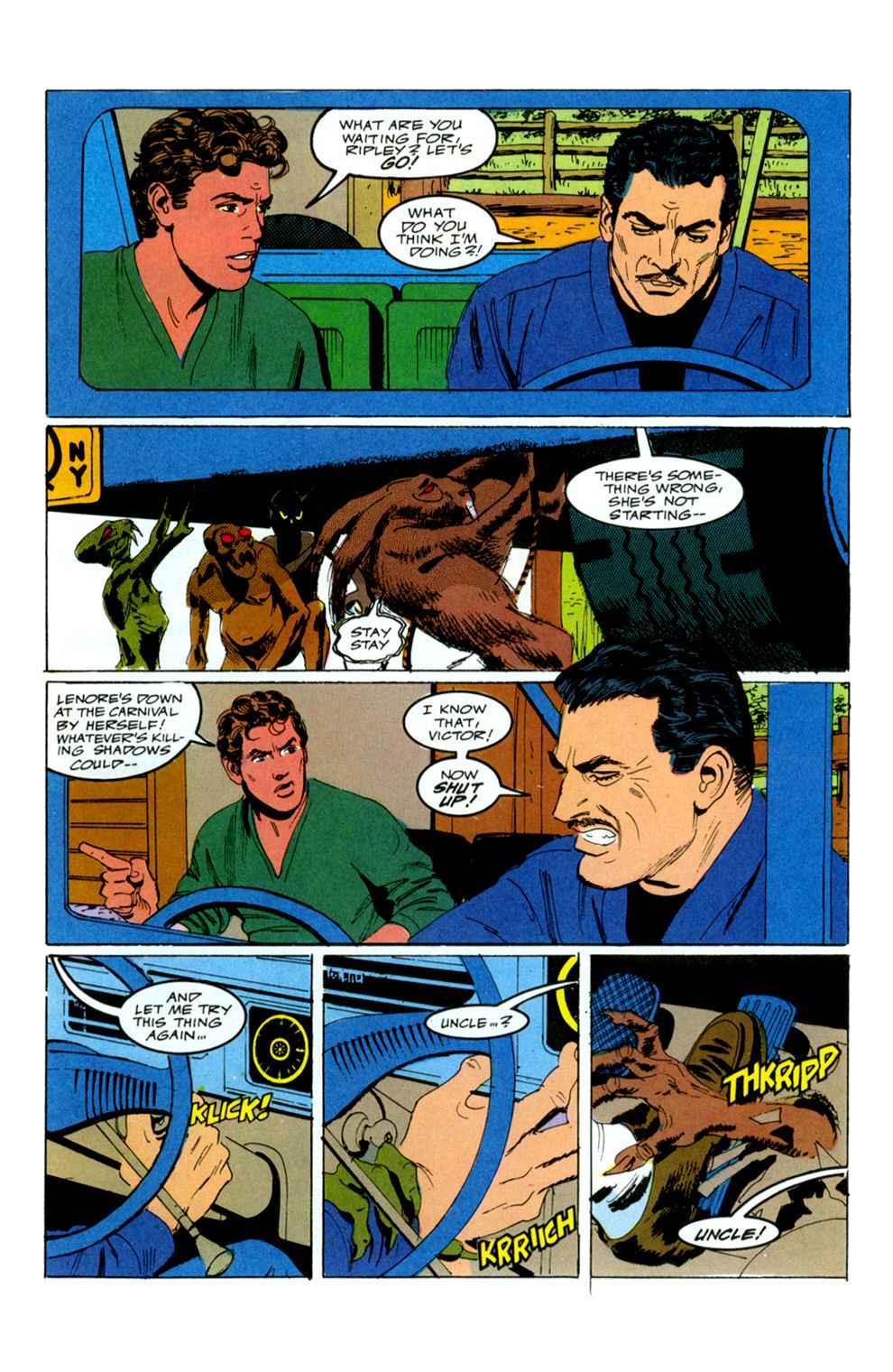 Read online Powerline comic -  Issue #6 - 3