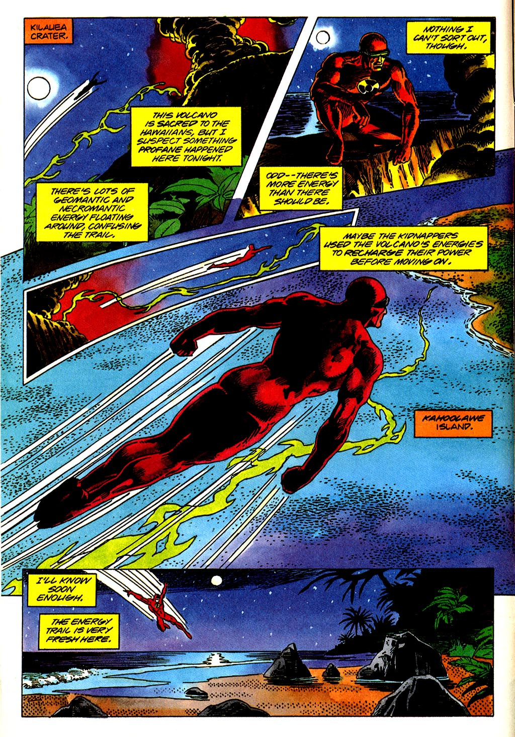Read online Solar, Man of the Atom comic -  Issue #43 - 8