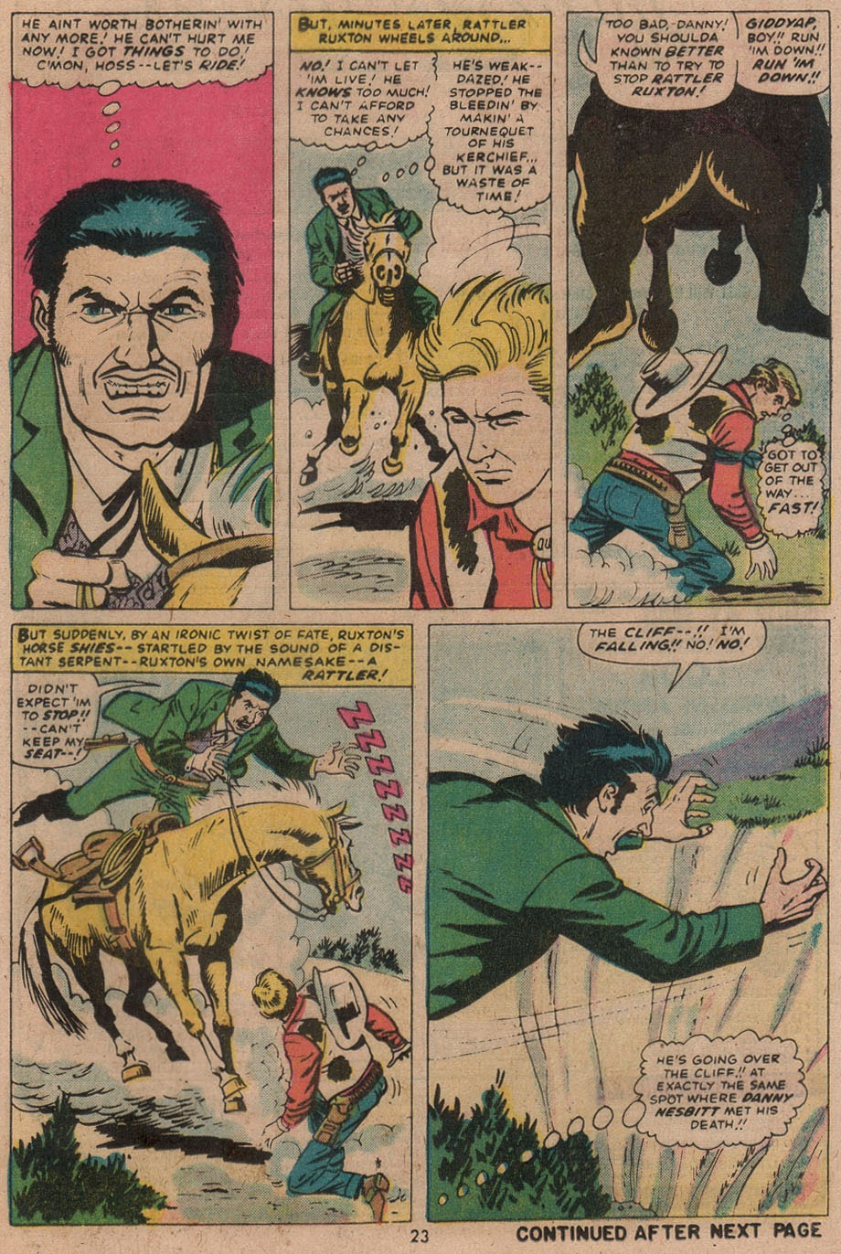 Kid Colt Outlaw issue 187 - Page 24