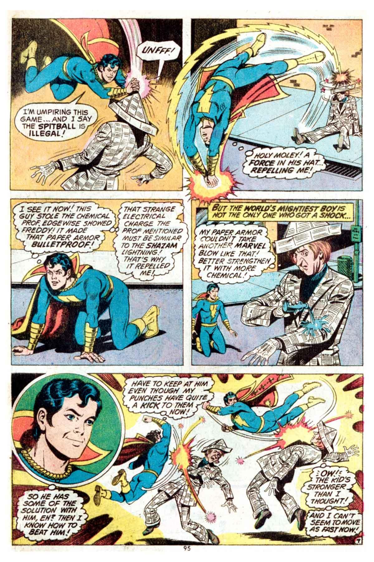 Read online Shazam! (1973) comic -  Issue #15 - 95