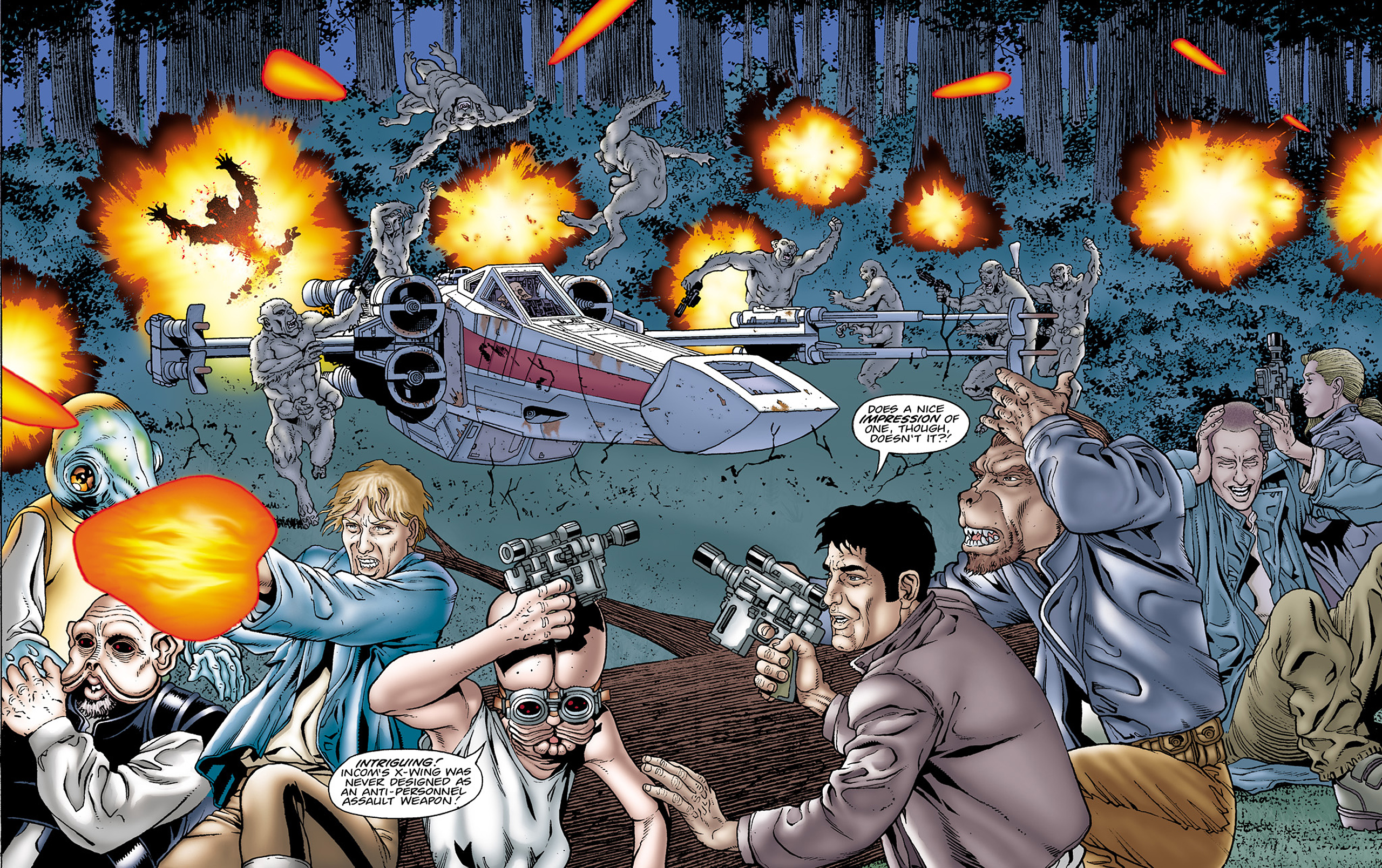 Read online Star Wars Omnibus comic -  Issue # Vol. 2 - 233