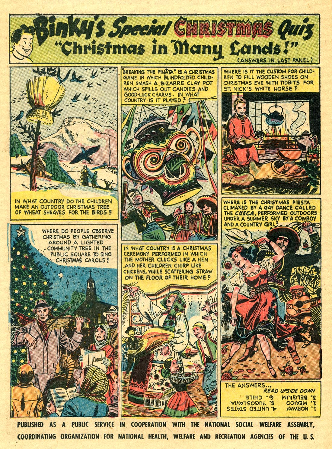 Read online Adventure Comics (1938) comic -  Issue #209 - 14