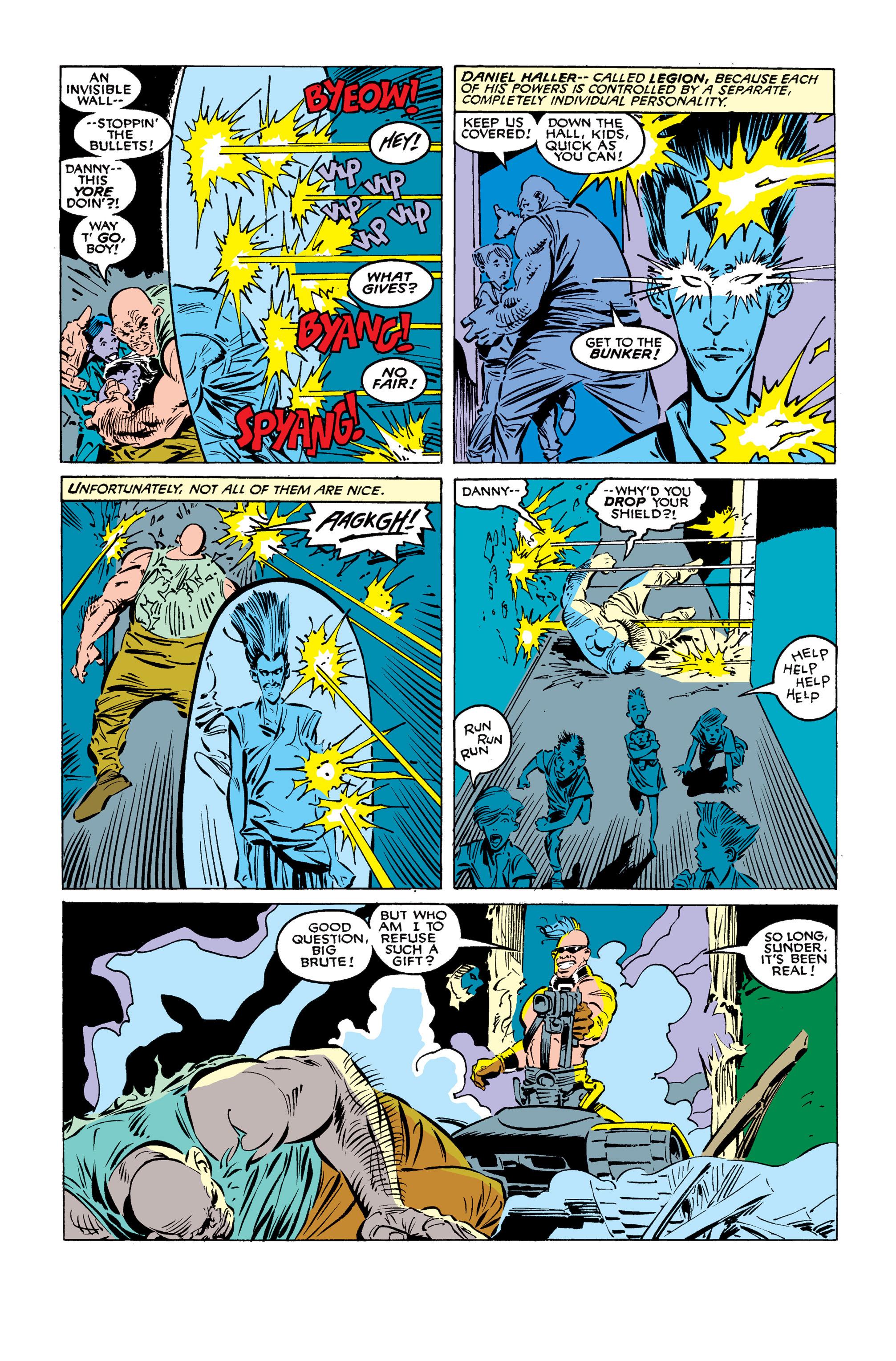 Read online Uncanny X-Men (1963) comic -  Issue #254 - 13