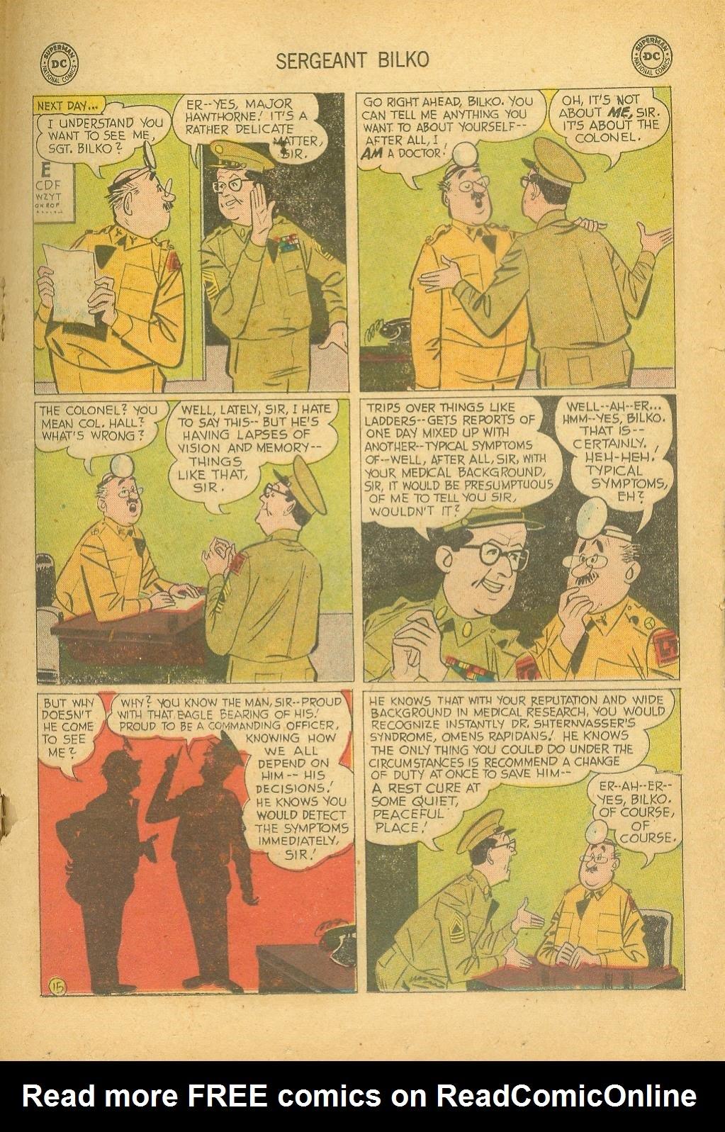 Sergeant Bilko issue 8 - Page 19