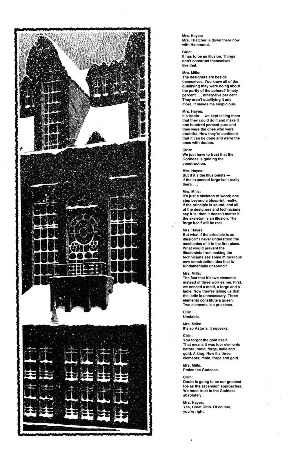 Cerebus Issue #165 #164 - English 13