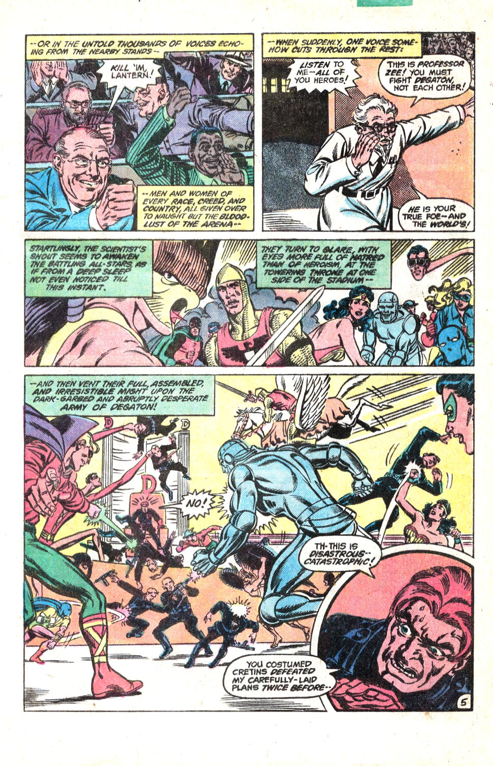 Read online All-Star Squadron comic -  Issue #14 - 8