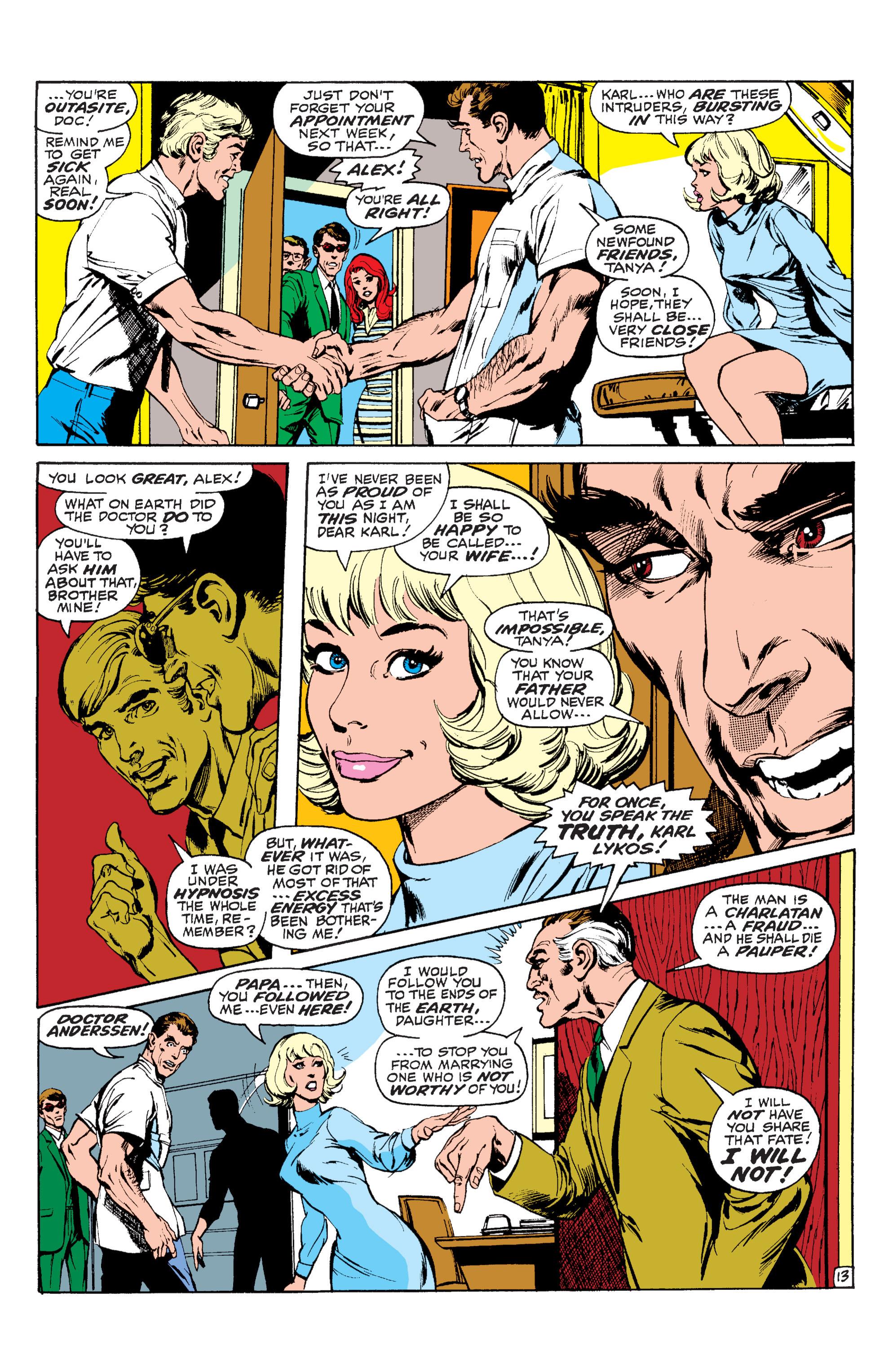 Uncanny X-Men (1963) 61 Page 11