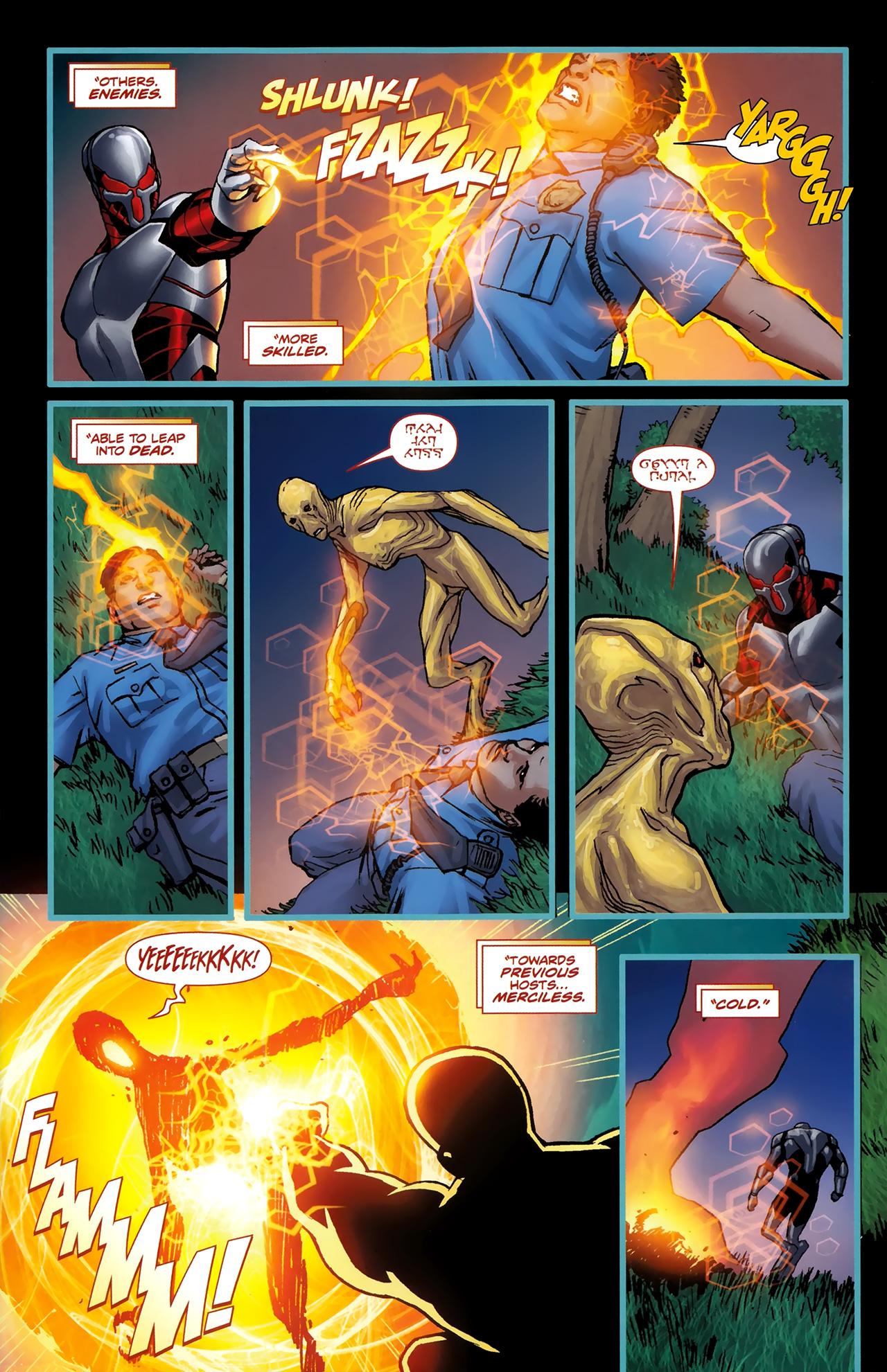 Read online Soldier Zero comic -  Issue #2 - 8