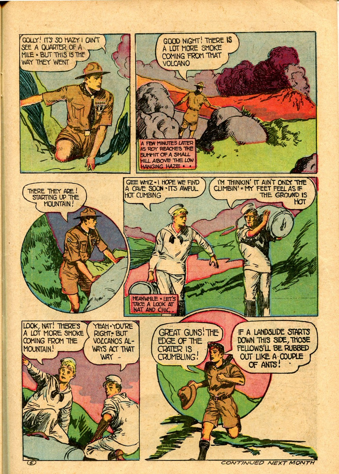 Read online Famous Funnies comic -  Issue #101 - 55