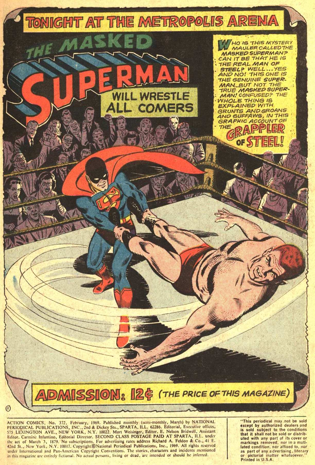 Read online Action Comics (1938) comic -  Issue #372 - 3