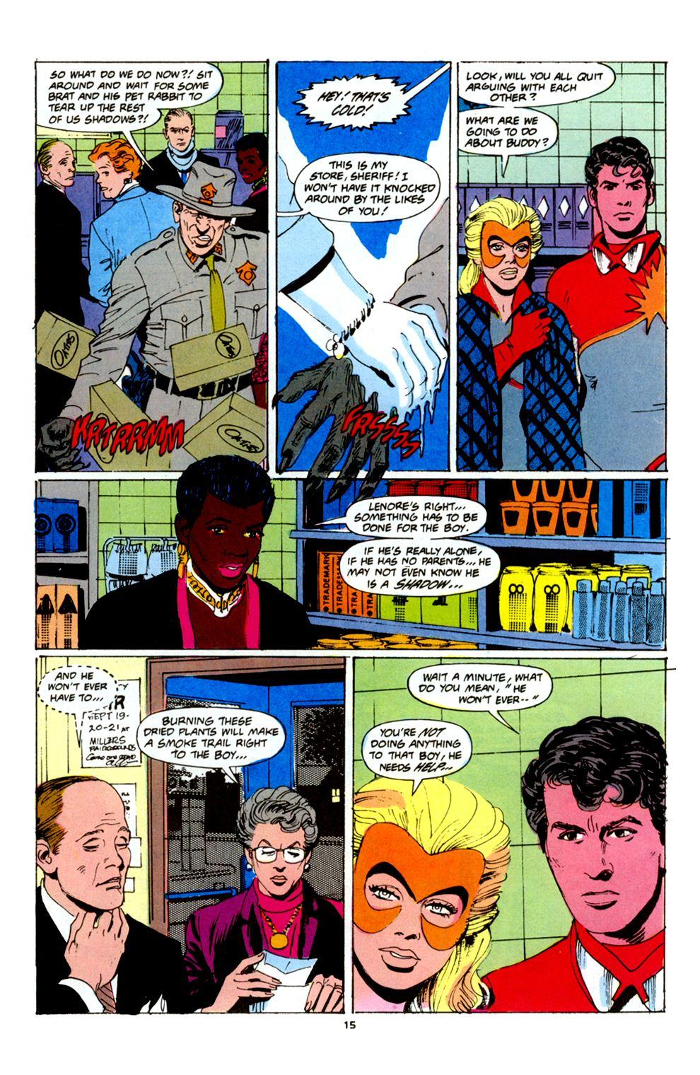 Read online Powerline comic -  Issue #6 - 17