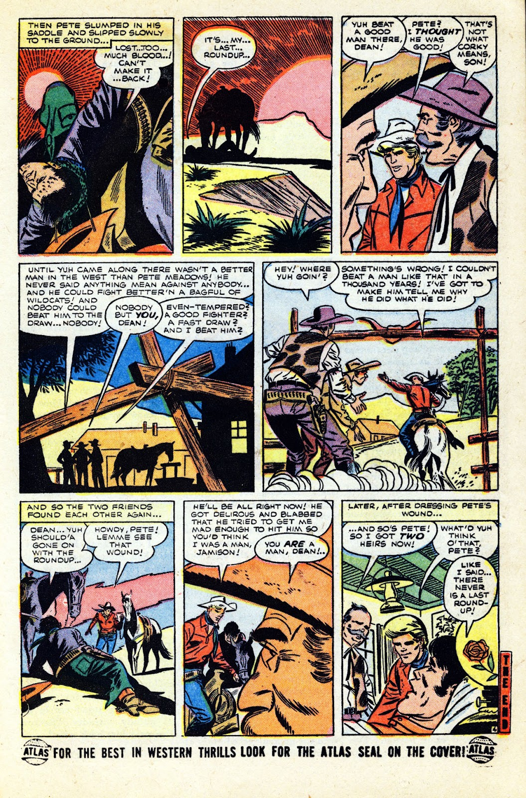 Gunsmoke Western issue 32 - Page 25