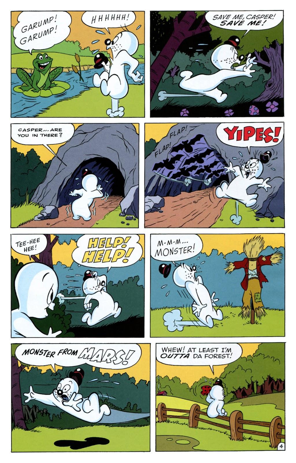 Read online Casper's Scare School comic -  Issue #2 - 22