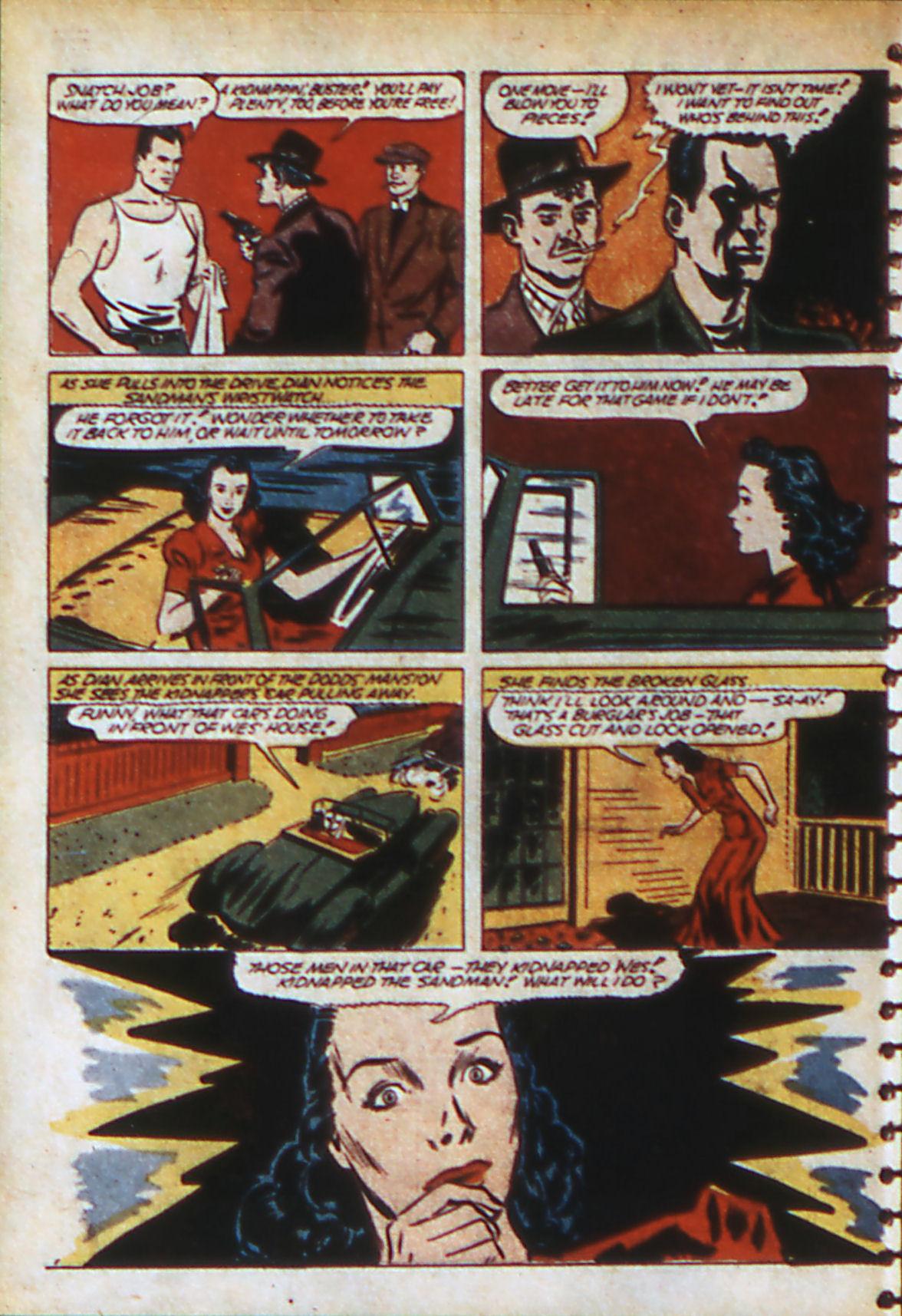 Read online Adventure Comics (1938) comic -  Issue #56 - 63