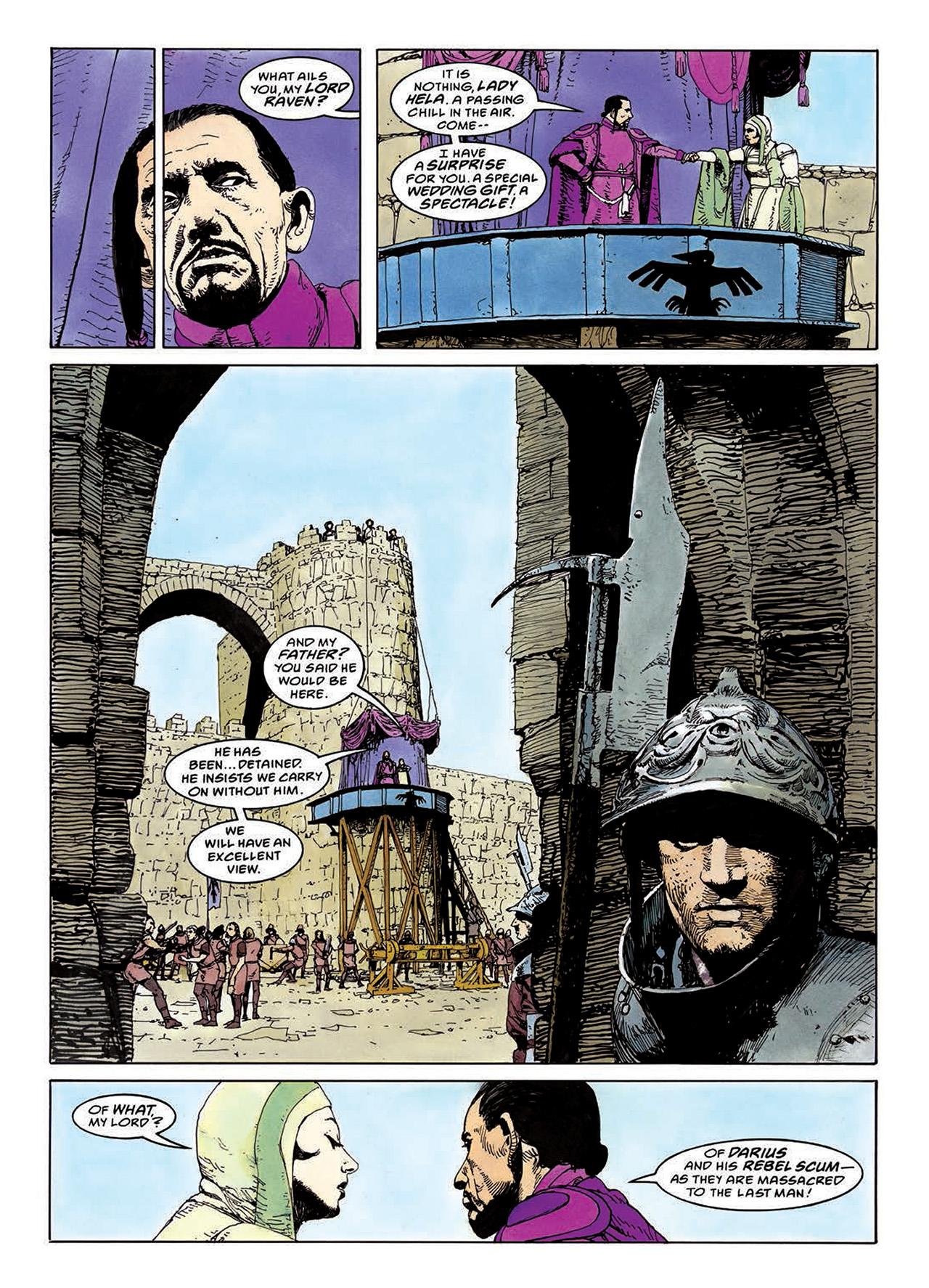 Read online Mazeworld comic -  Issue # TPB - 111