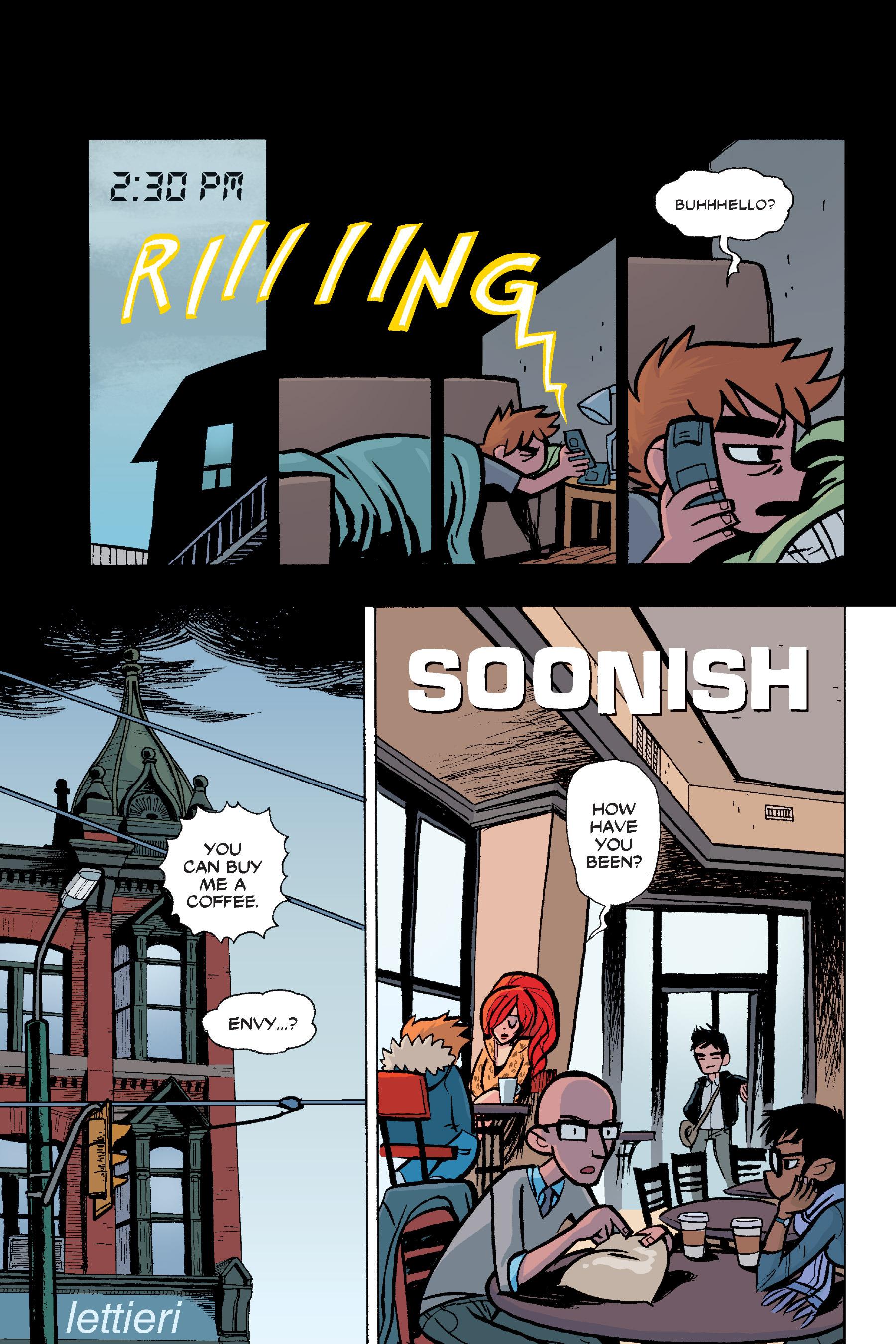 Read online Scott Pilgrim comic -  Issue #6 - 46
