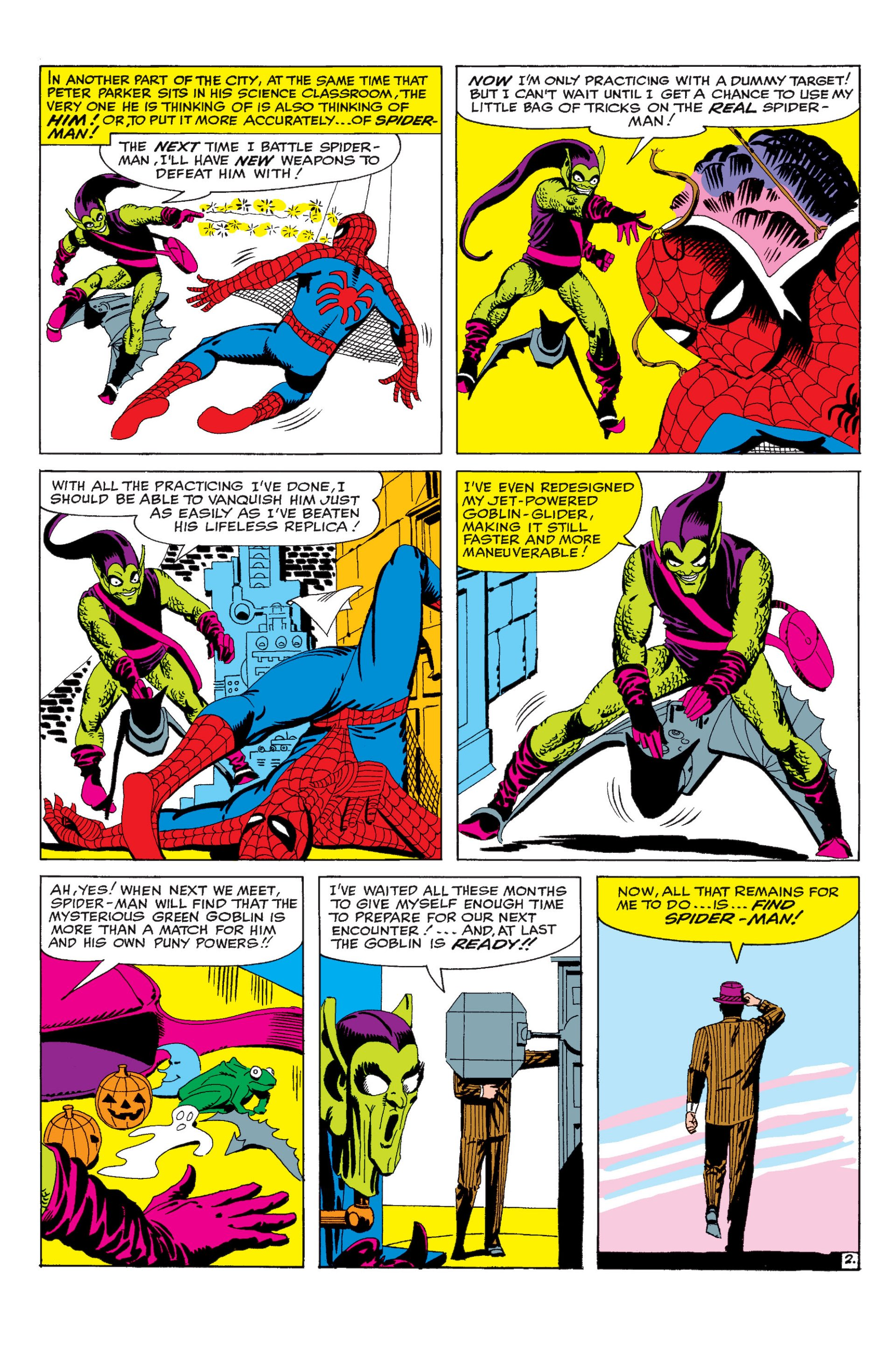 The Amazing Spider-Man (1963) 17 Page 2