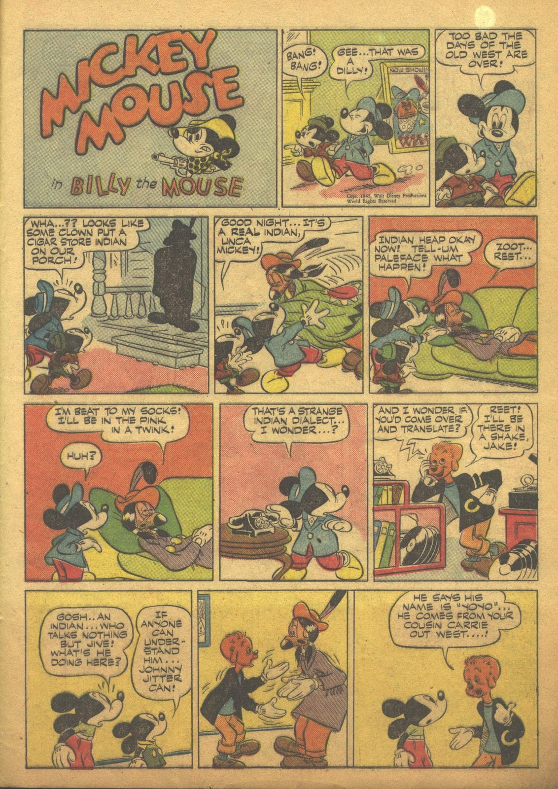 Walt Disney's Comics and Stories issue 63 - Page 43
