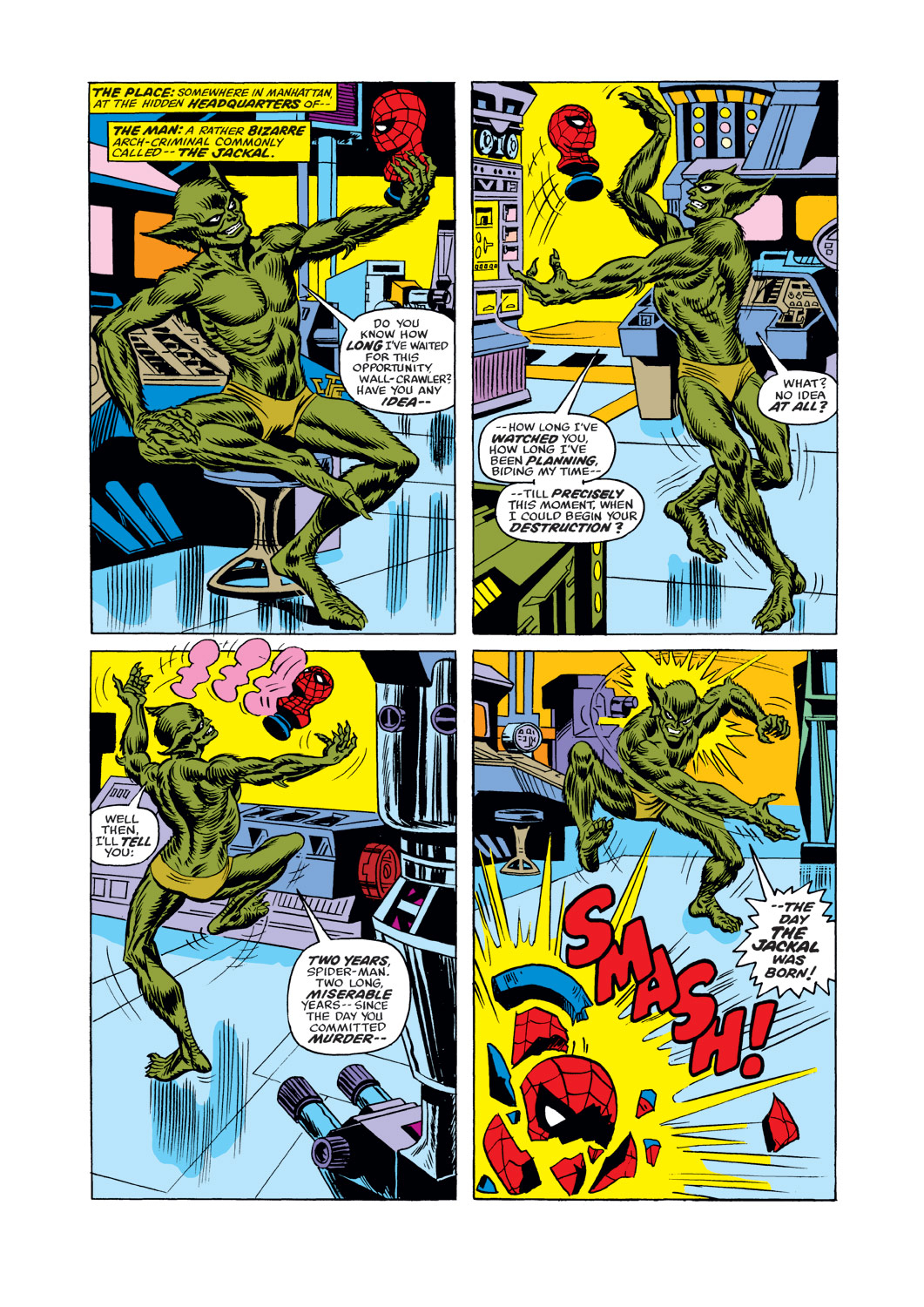 The Amazing Spider-Man (1963) 146 Page 2